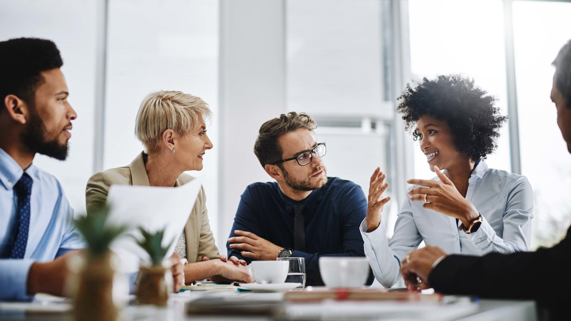 Susan Cain Says There's a Perfect Time for Introverts to Speak Up in Any Meeting. Here It Is
