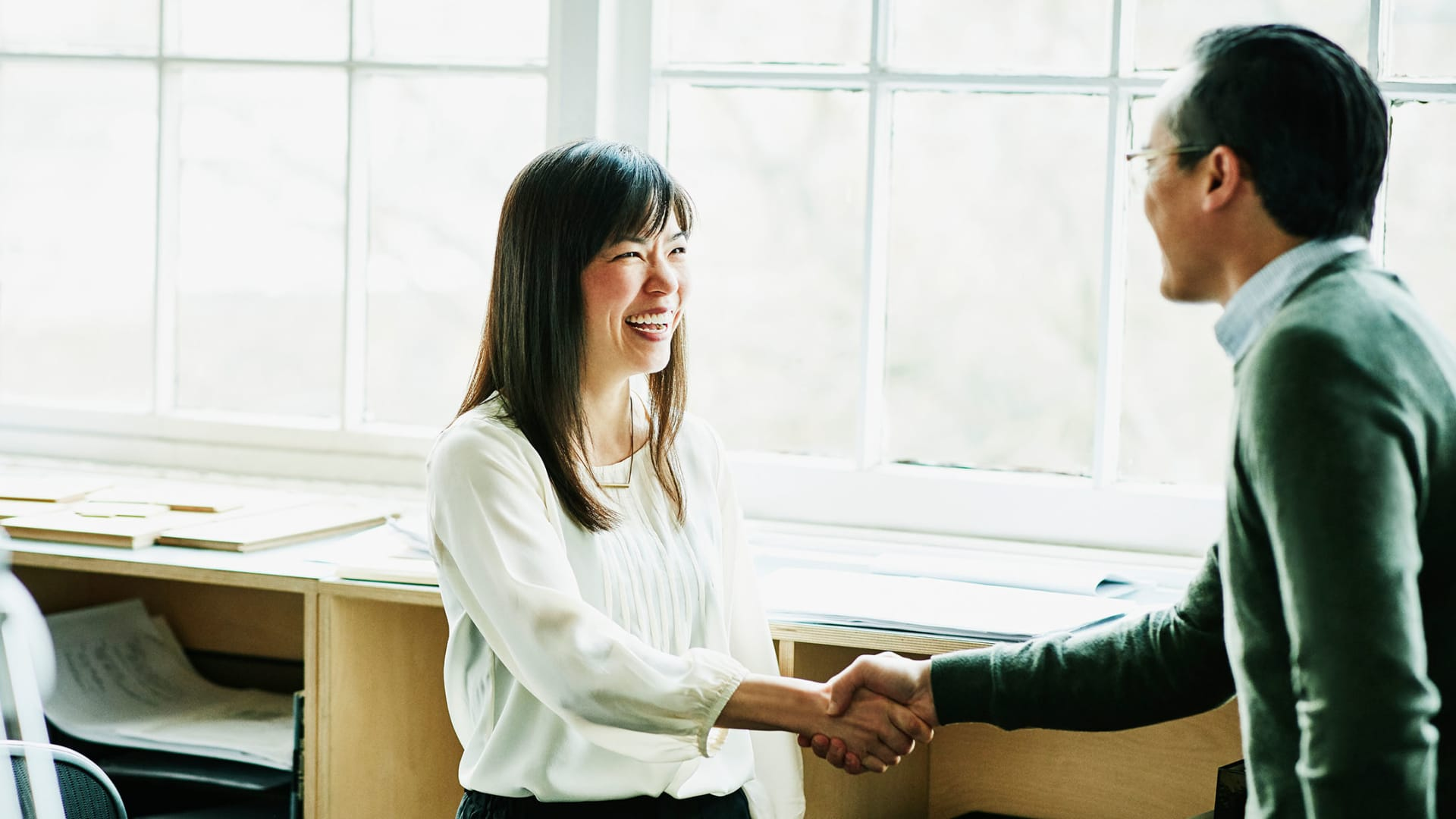8 Strategies to Make a Great First Impression on Potential Clients