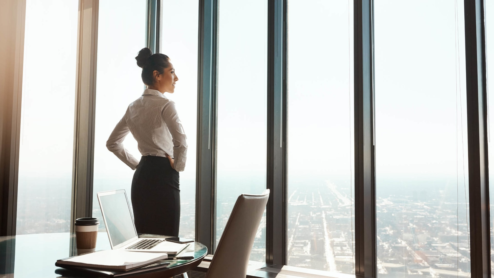 Advice From Female CEOs: How to Build Confidence In and Out of the Office