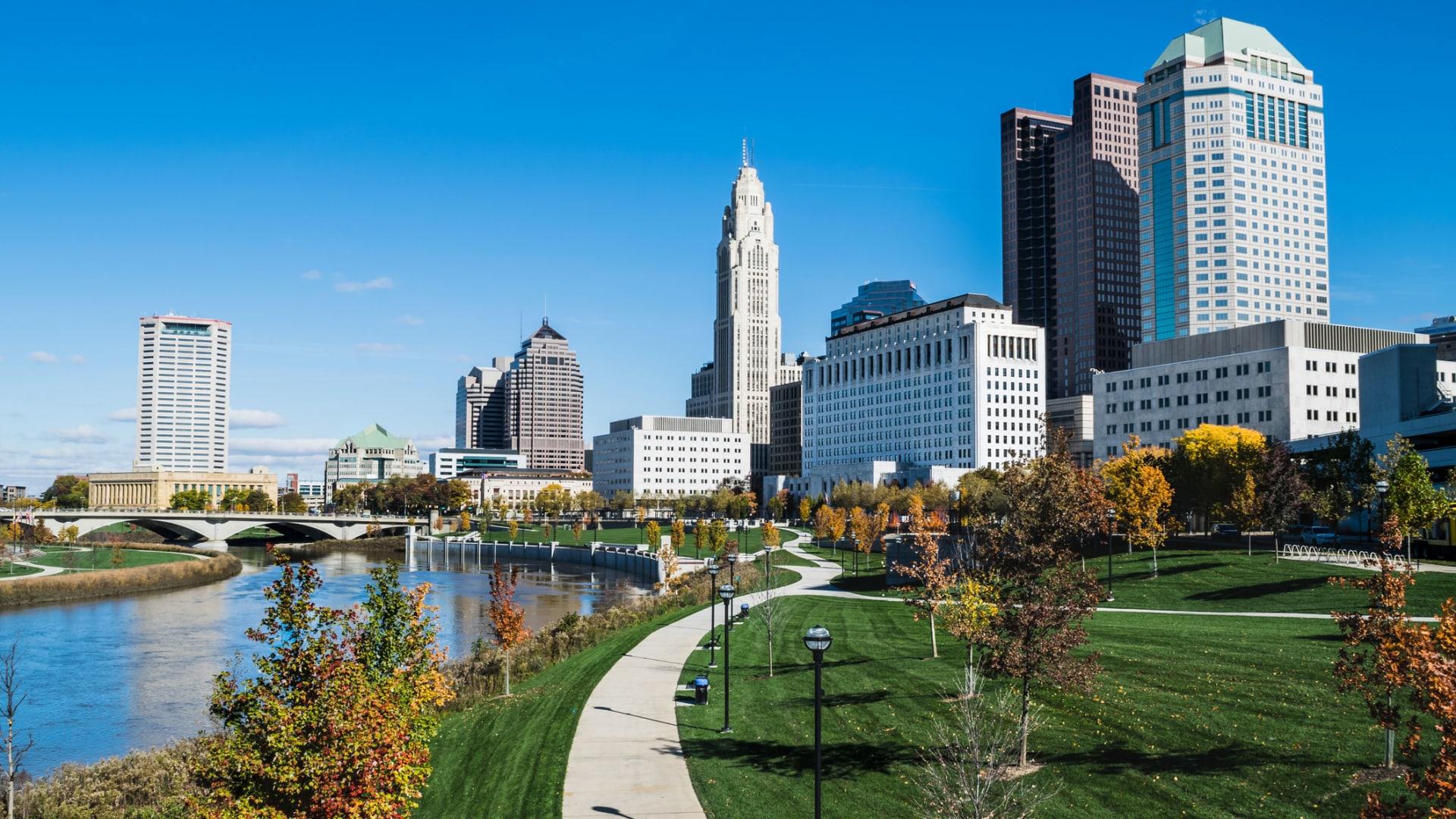 Columbus, Ohio.