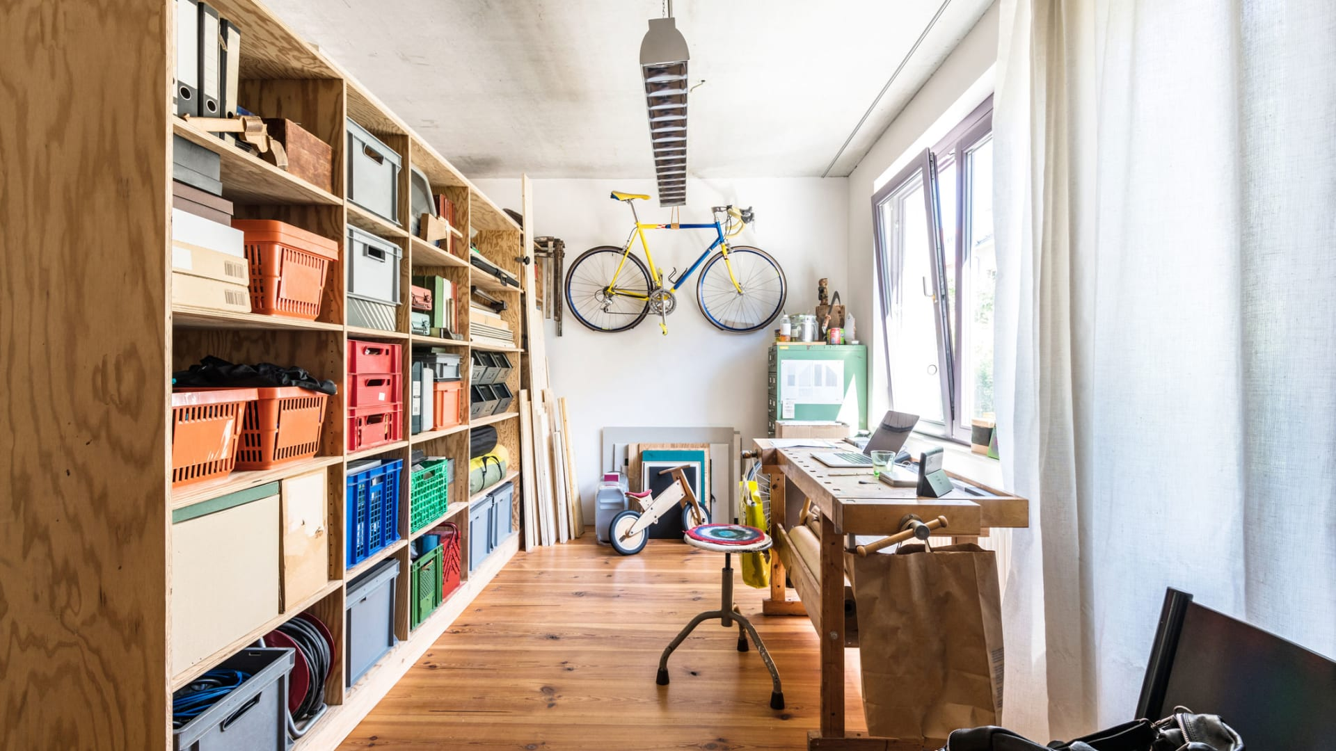 How to Design Your Home Office for Maximum Creativity