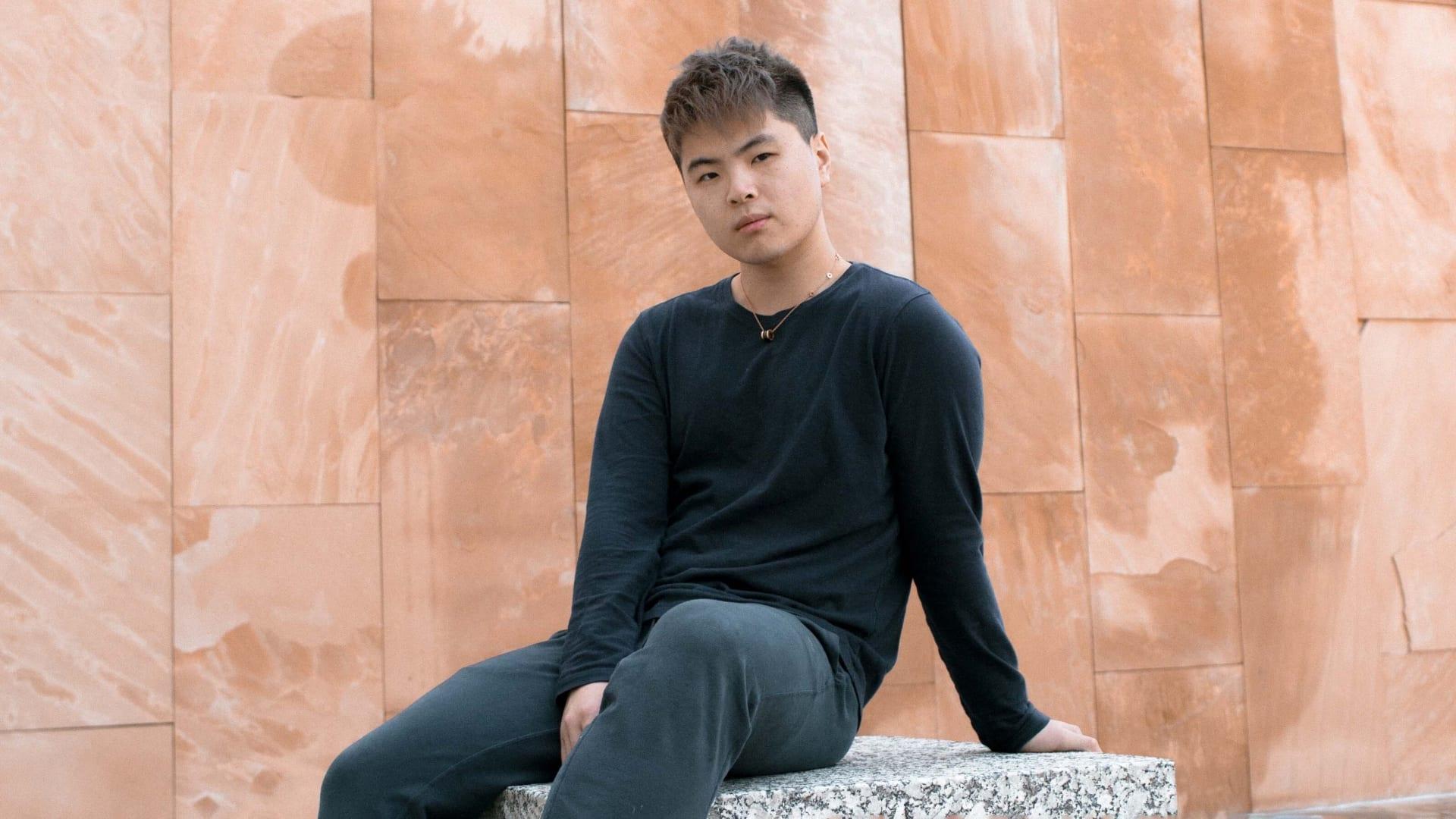 Jason Wong, founder of Doe.