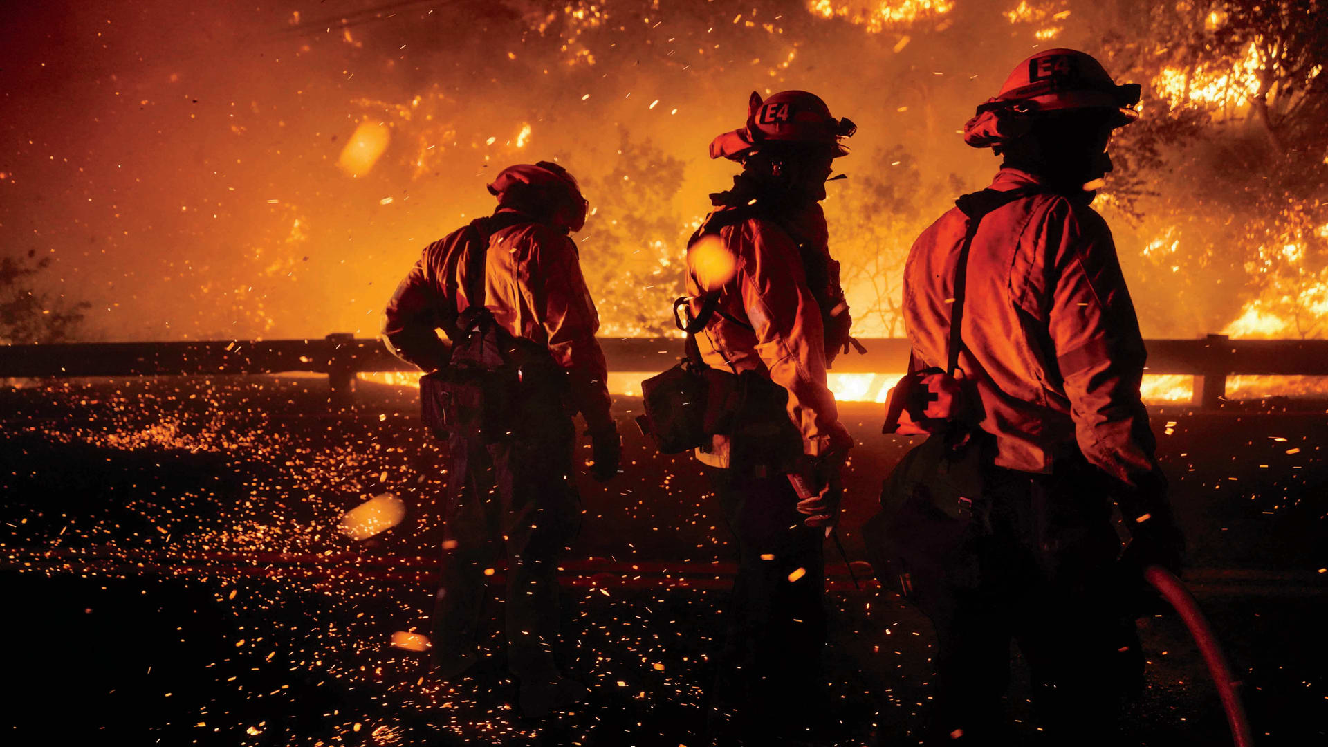 Meet the Tech Startups Battling America's Raging Wildfire Problem