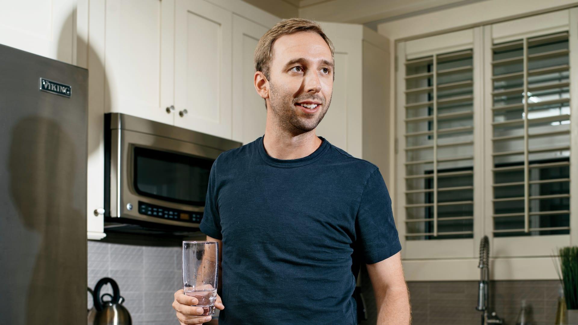 Patrick Vihtelic, founder of Home Chef.