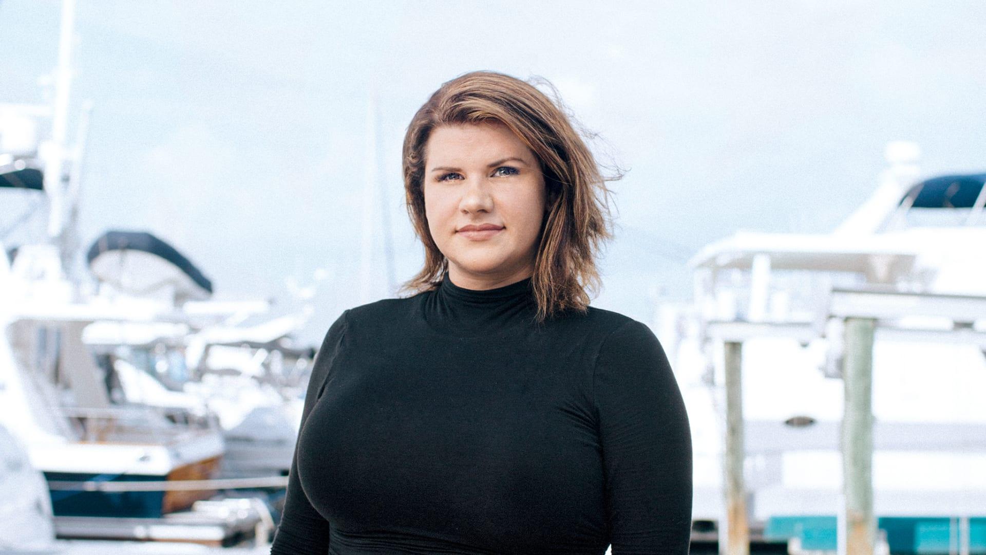 Jessica Rhodes, founder of Titanium Wireless.