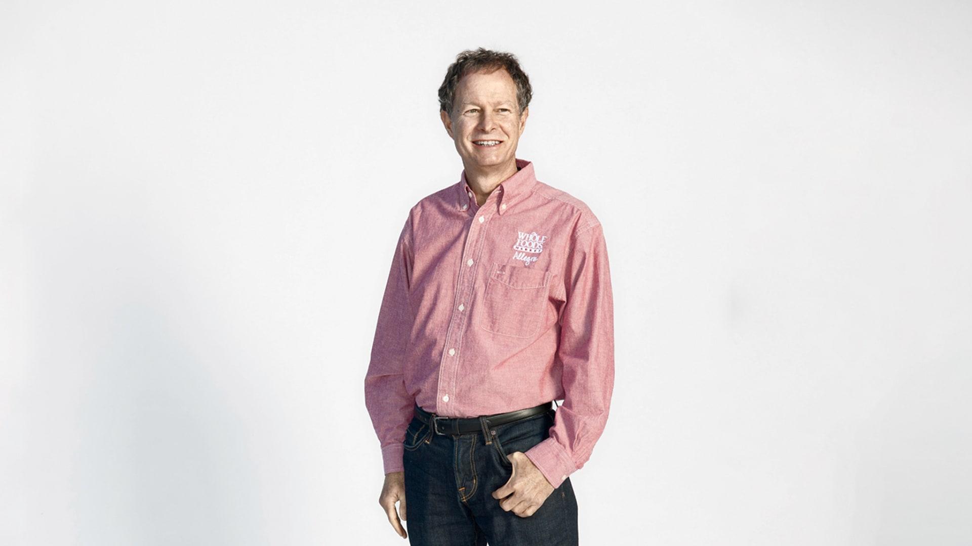 John Mackey, CEO of Whole Foods.