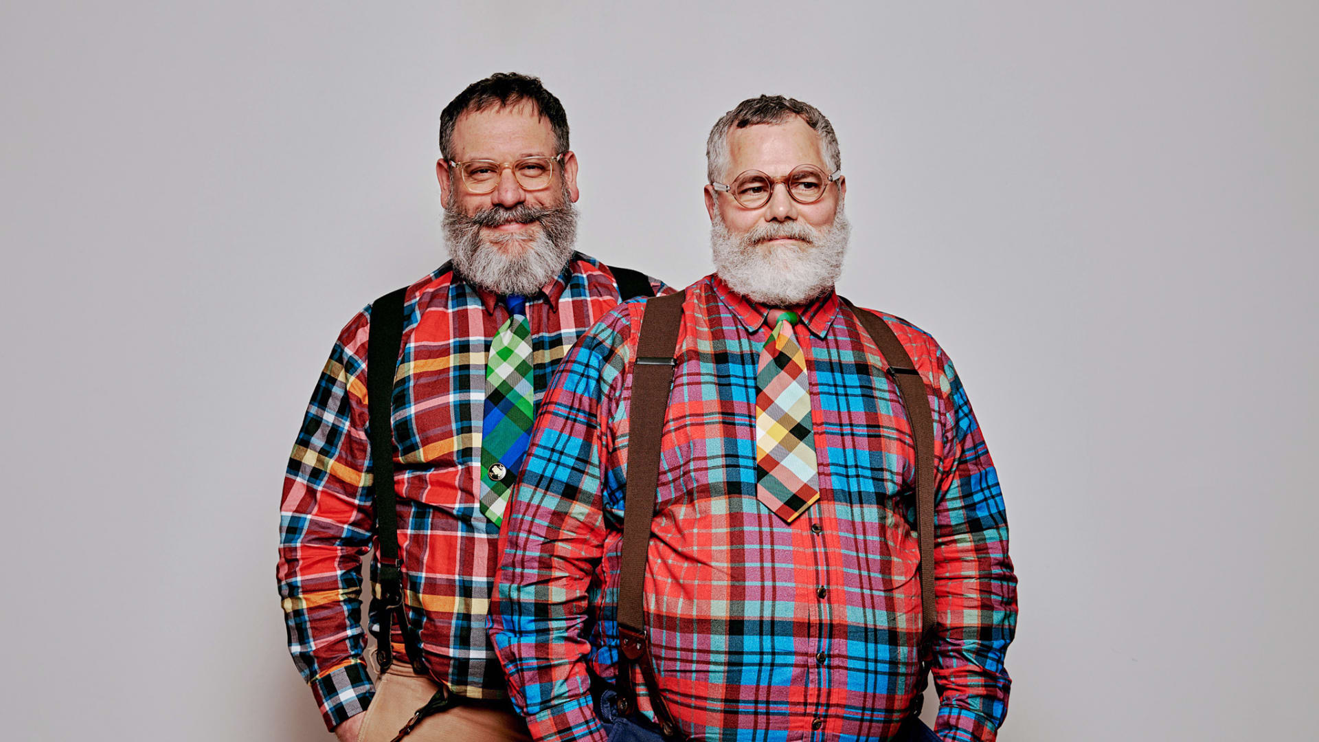 Jeffrey Costello and Robert Tagliapietra of JCRT.