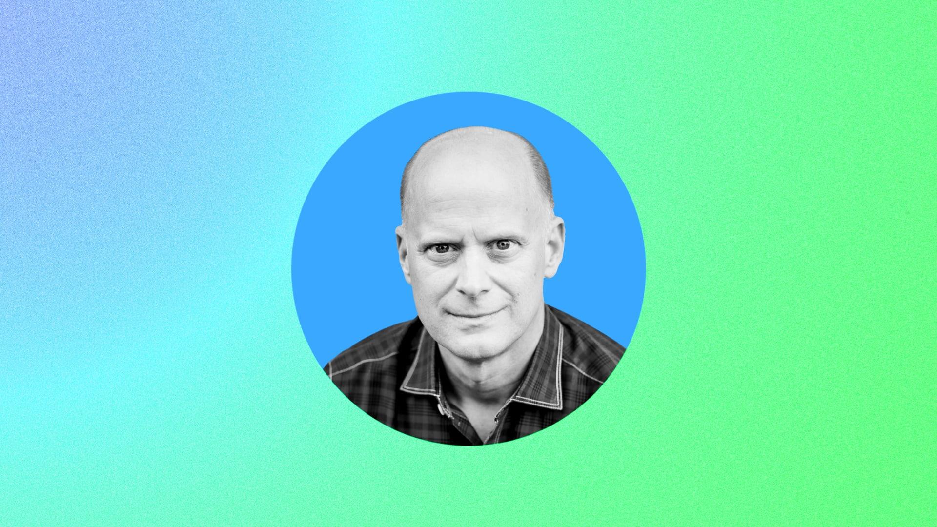 Jim Szafranski, CEO of Prezi.