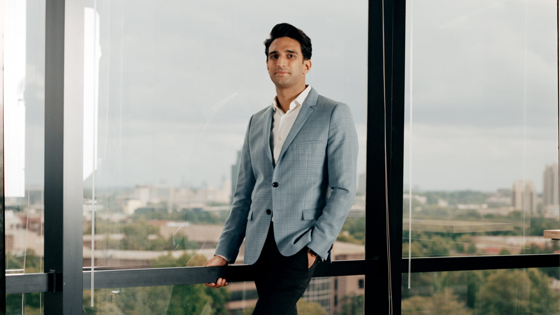 Kabir Barday, founder and CEO of OneTrust.