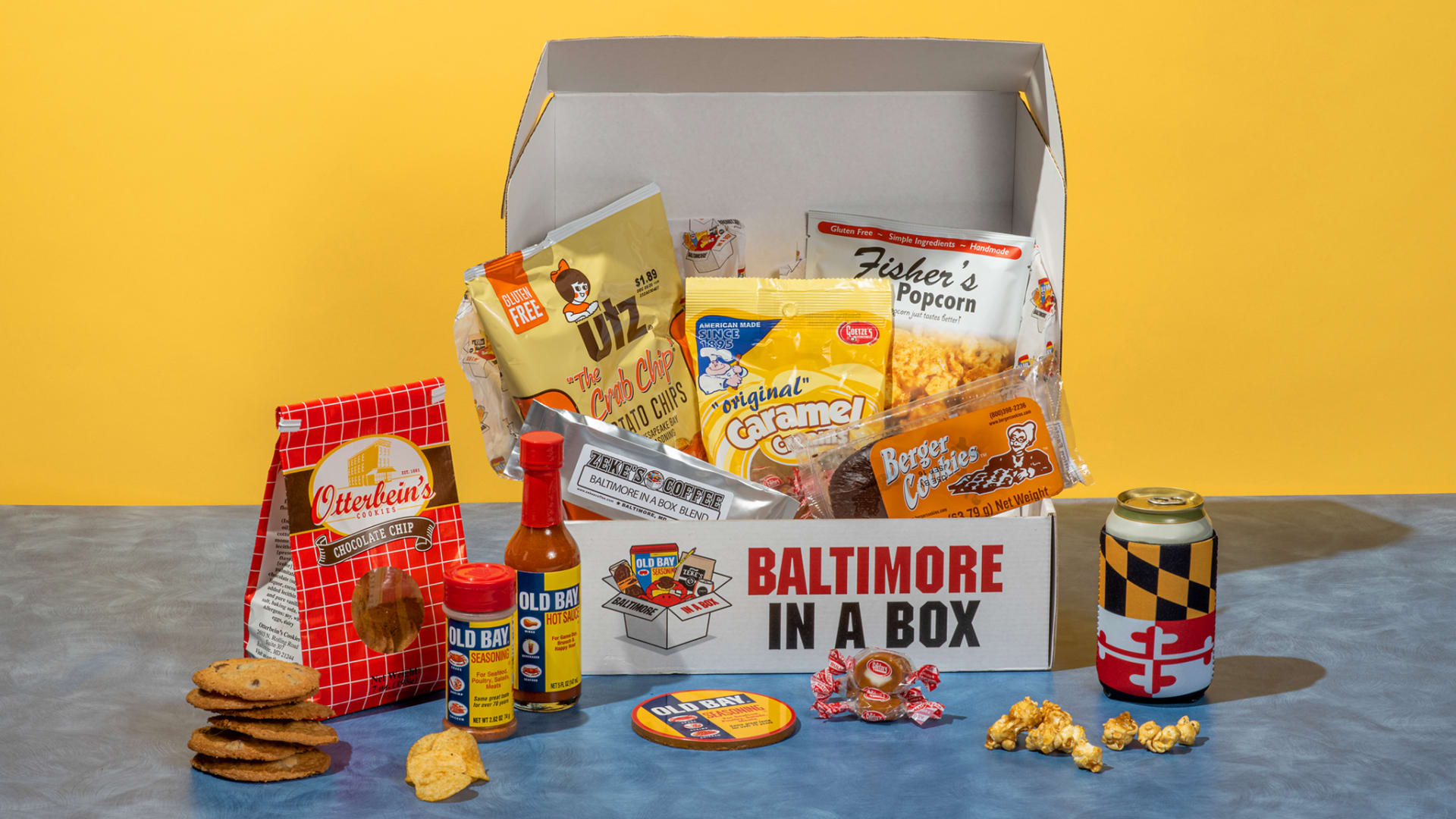 Meet the Care-Package Company That's Boxing Up Local Pride in Baltimore