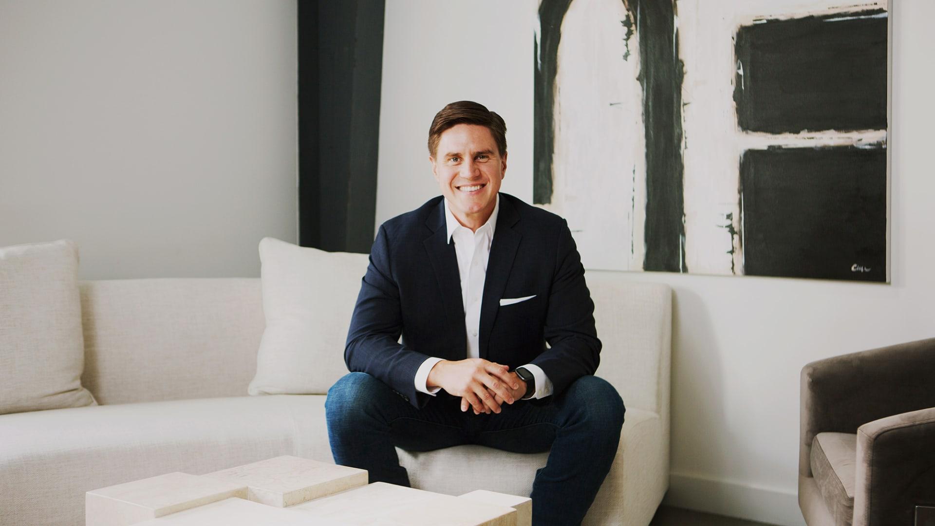 Matt Wursta, founder of Wursta.