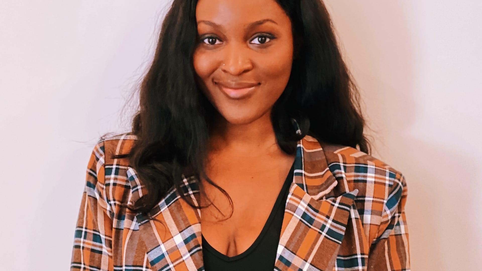 Clafiya co-founder Jennie Nwokoye.