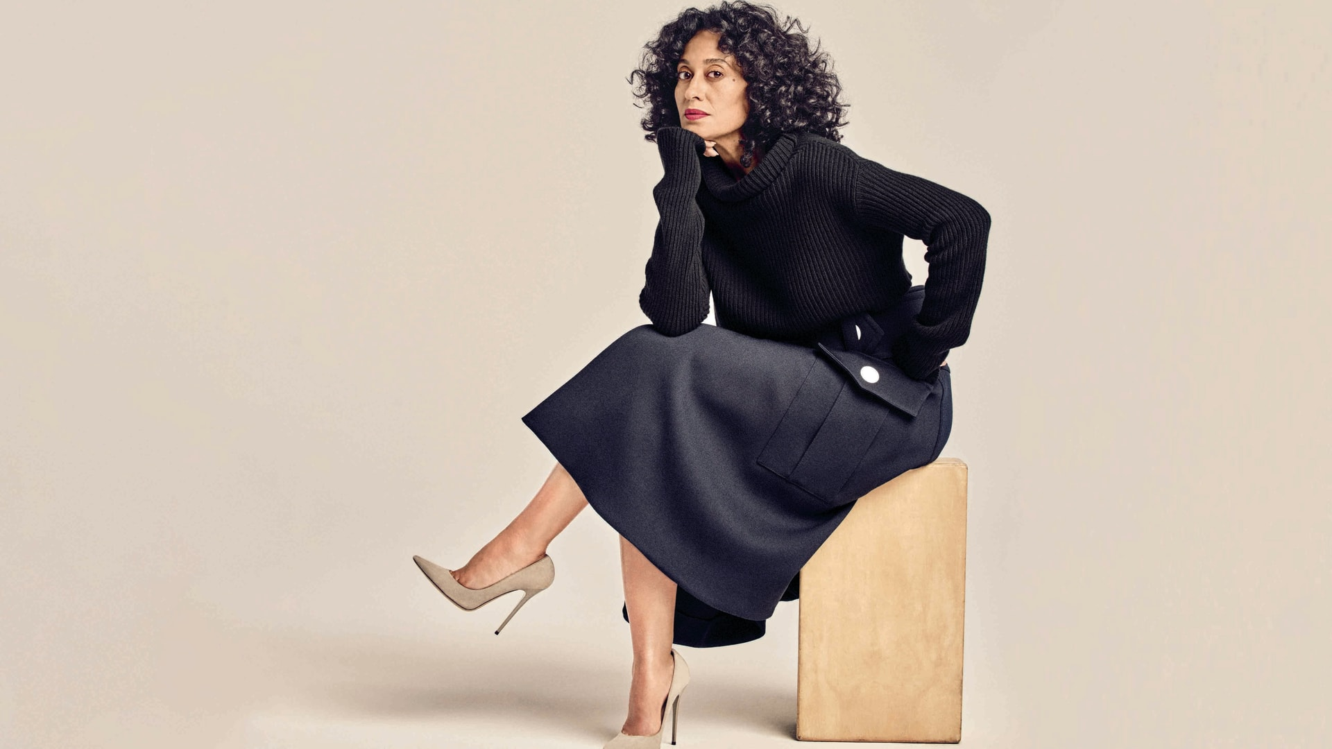Tracee Ellis Ross is known for her lead roles in Girlfriends and Black-ish.