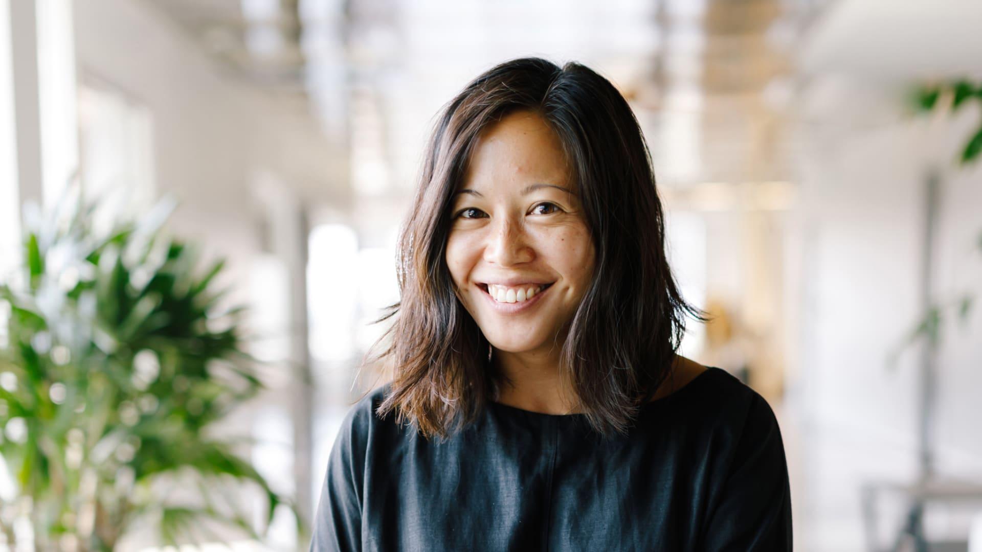 Tracy Sun, co-founder of Poshmark.