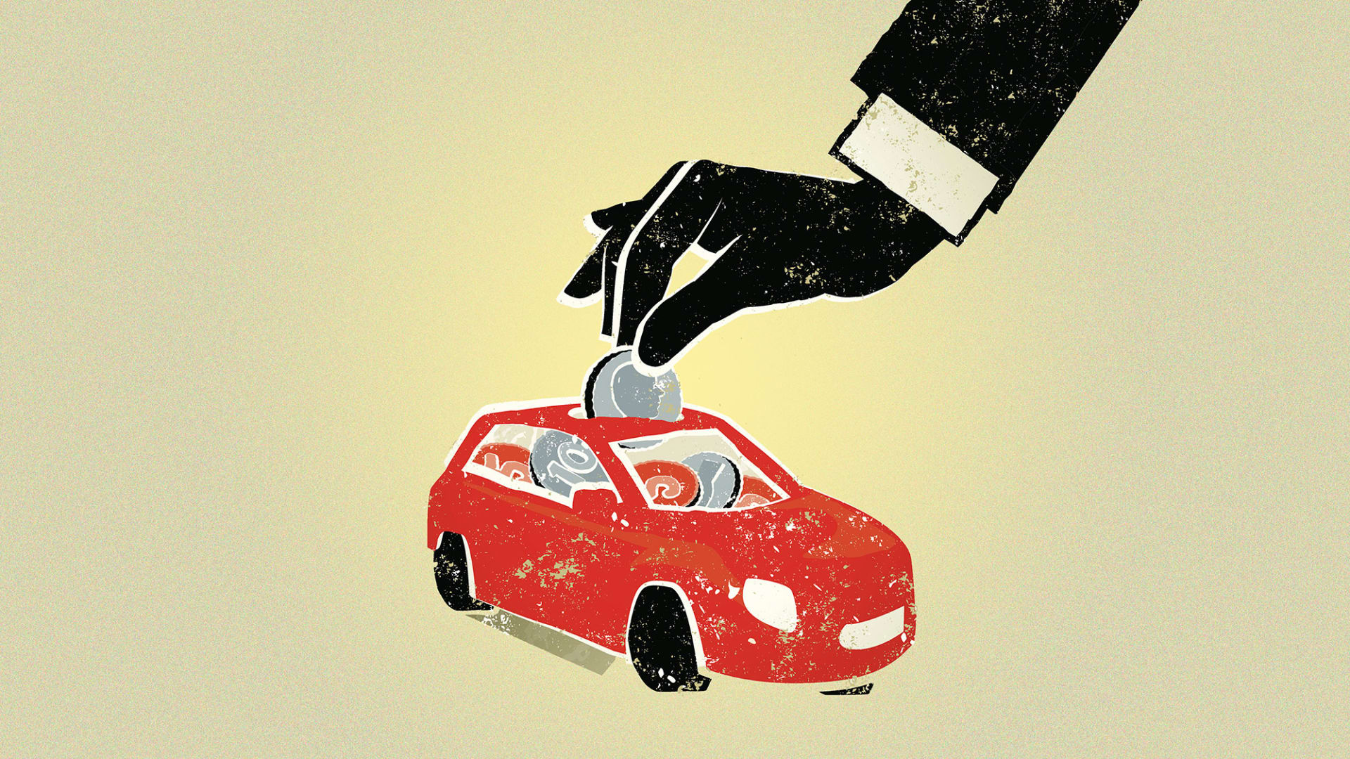 Car Insurance--and Everything Else-- by the Mile