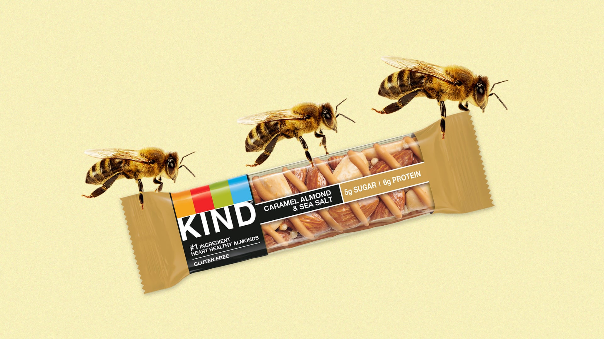 To Protect Its Supply, Kind Speaks for the Bees