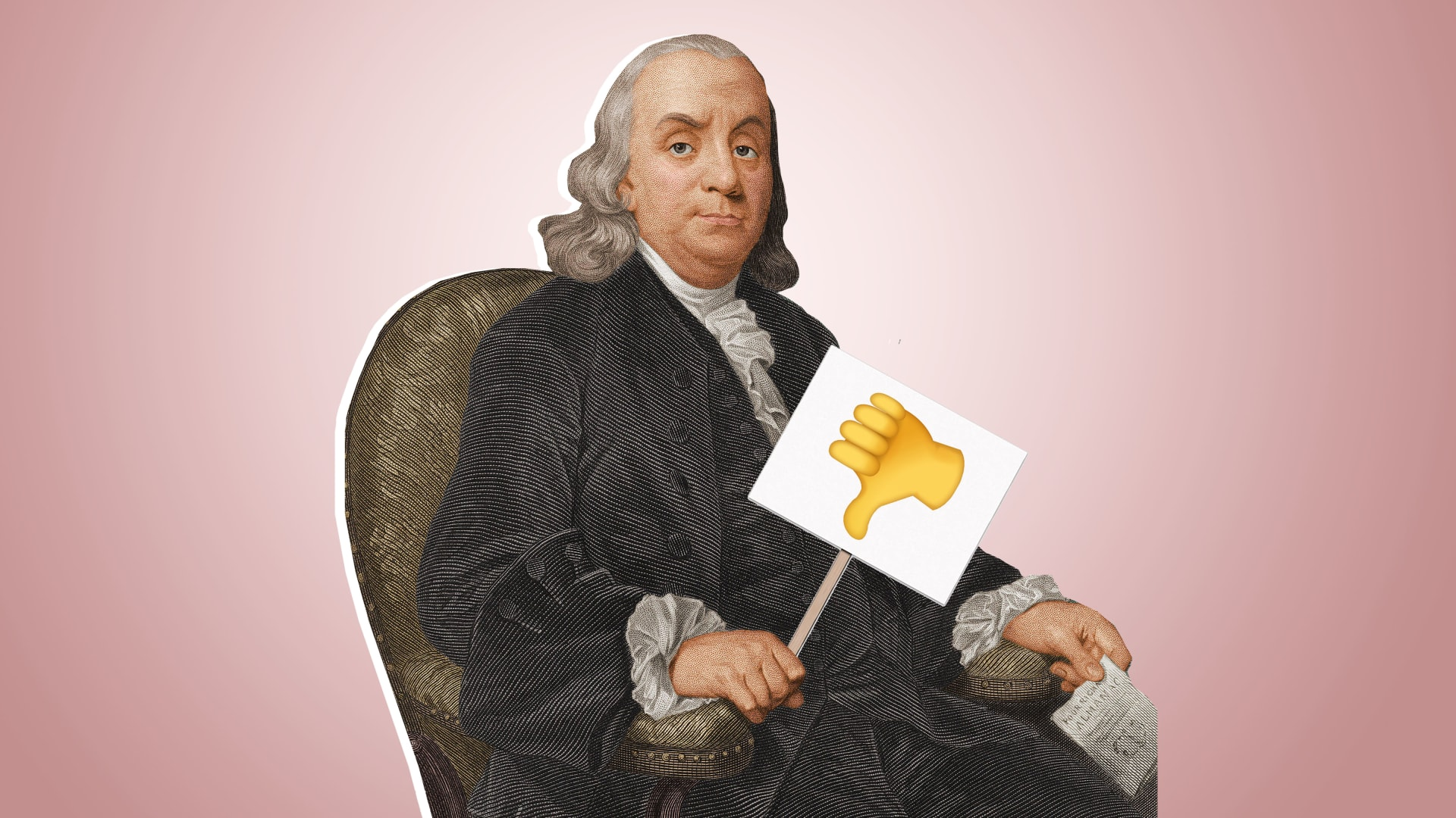 The 5 Biggest Mistakes That Make You Unlikeable, According to Ben Franklin
