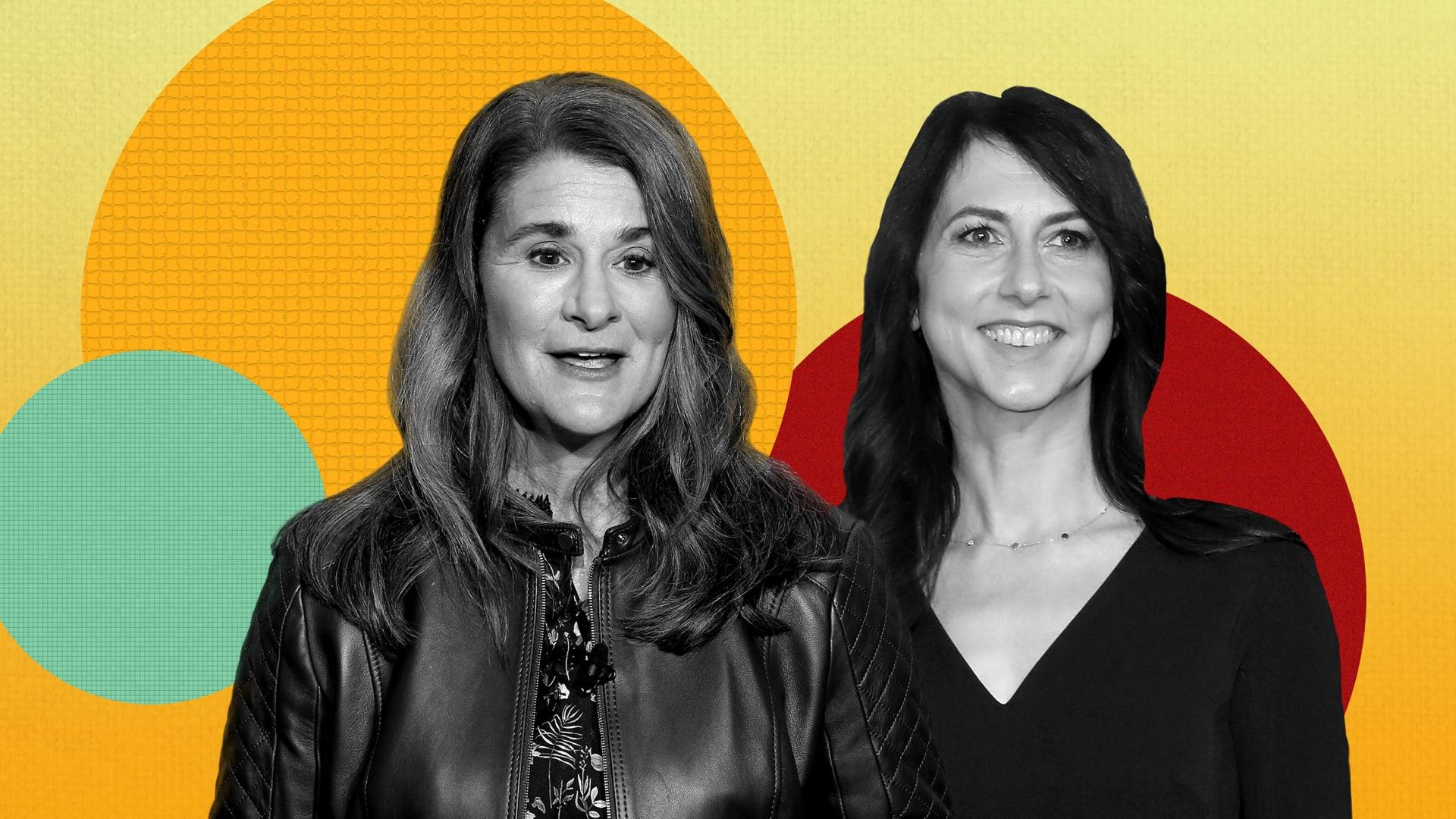 Pivotal Ventures founder Melinda Gates
