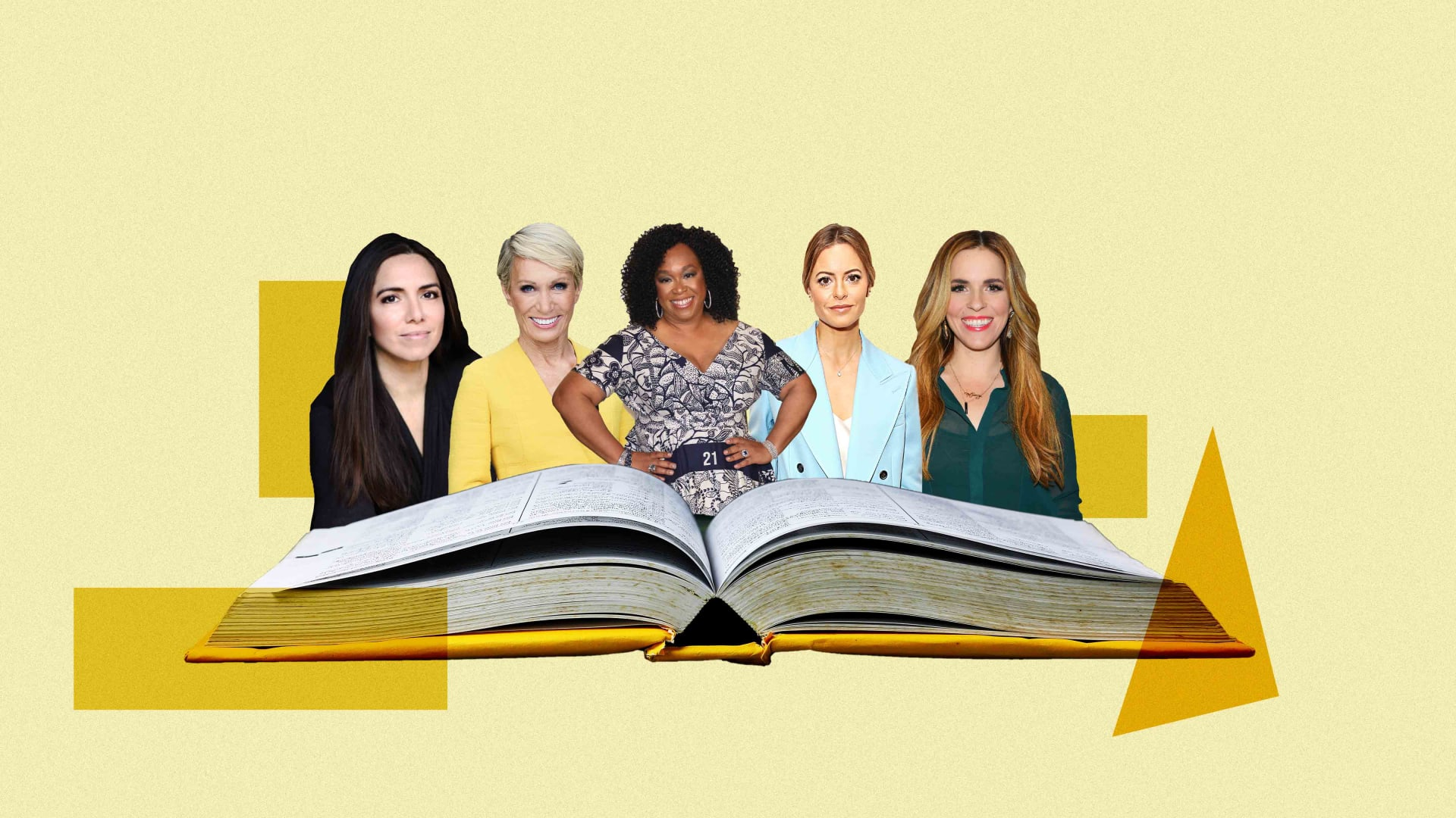 5 Inspiring Books By Top Women Leaders