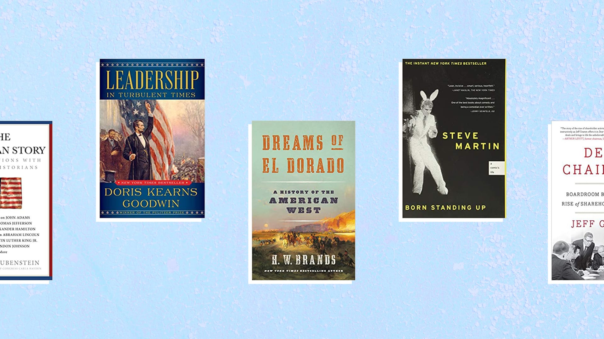 The 5 Books Every Entrepreneur Should Read in 2021