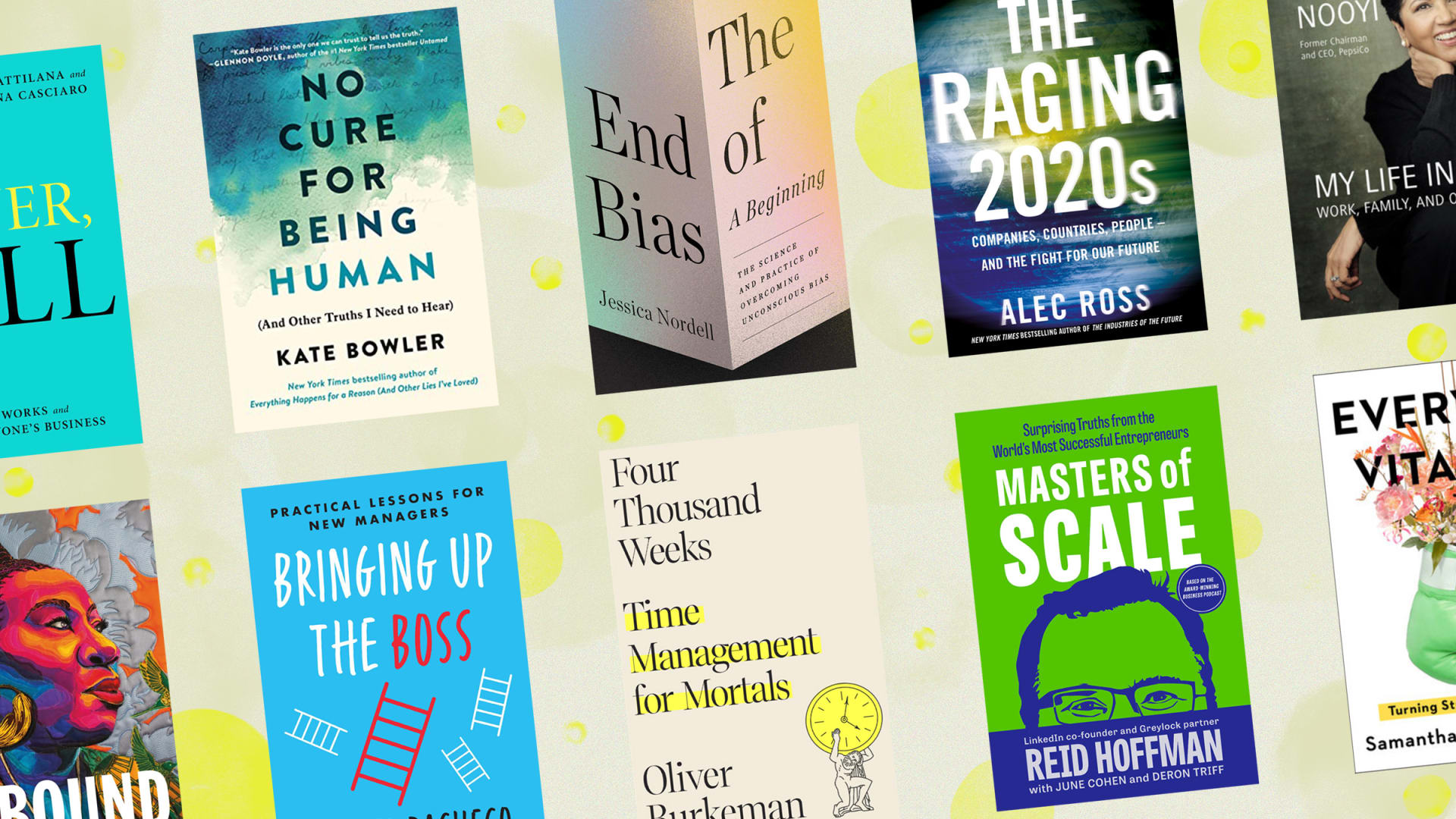 10 Books to Reset Your Brain for Fall, Recommended by Adam Grant