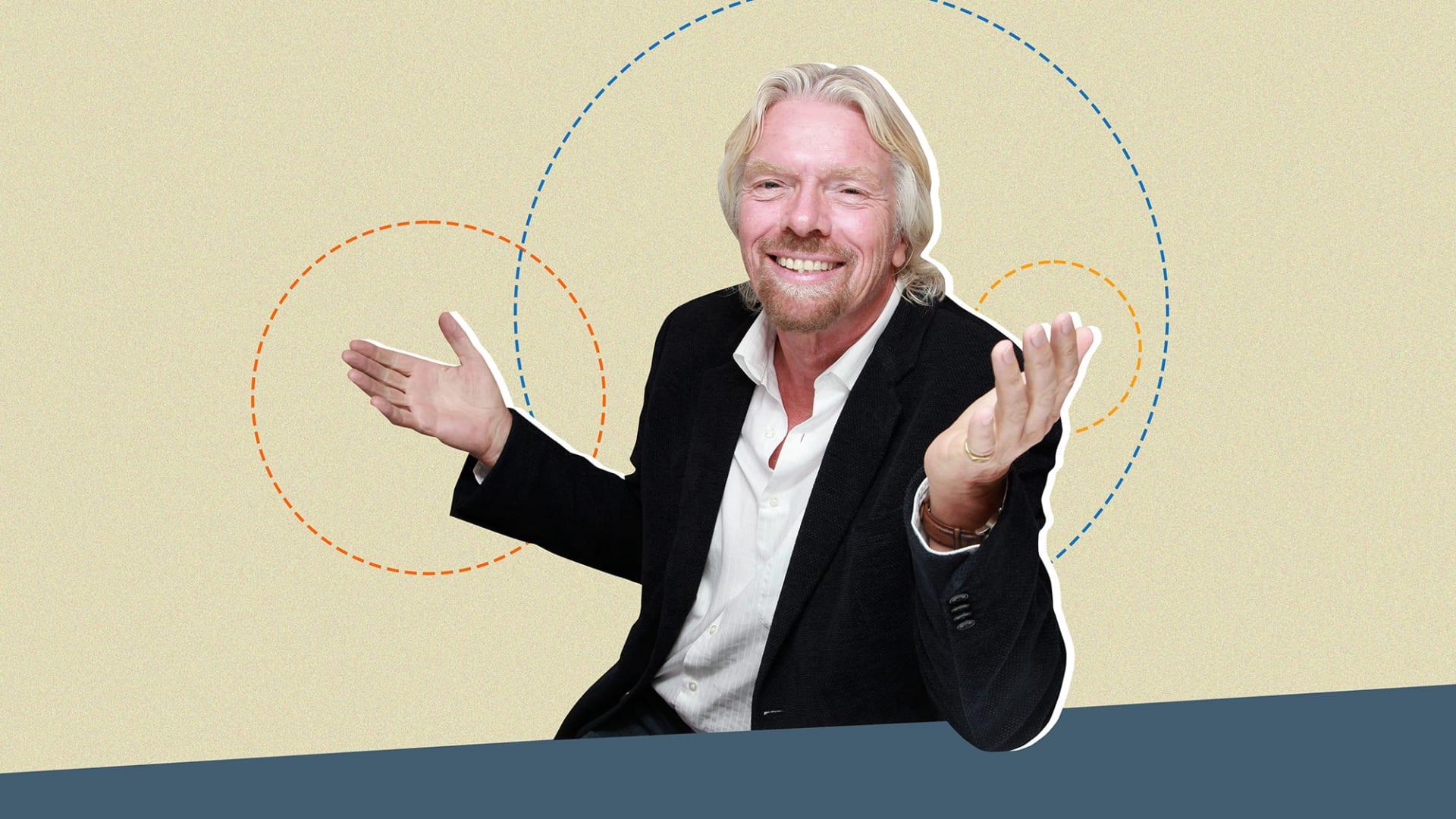 Richard Branson.