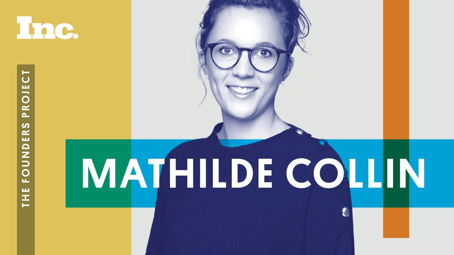 Mathilde Collin.