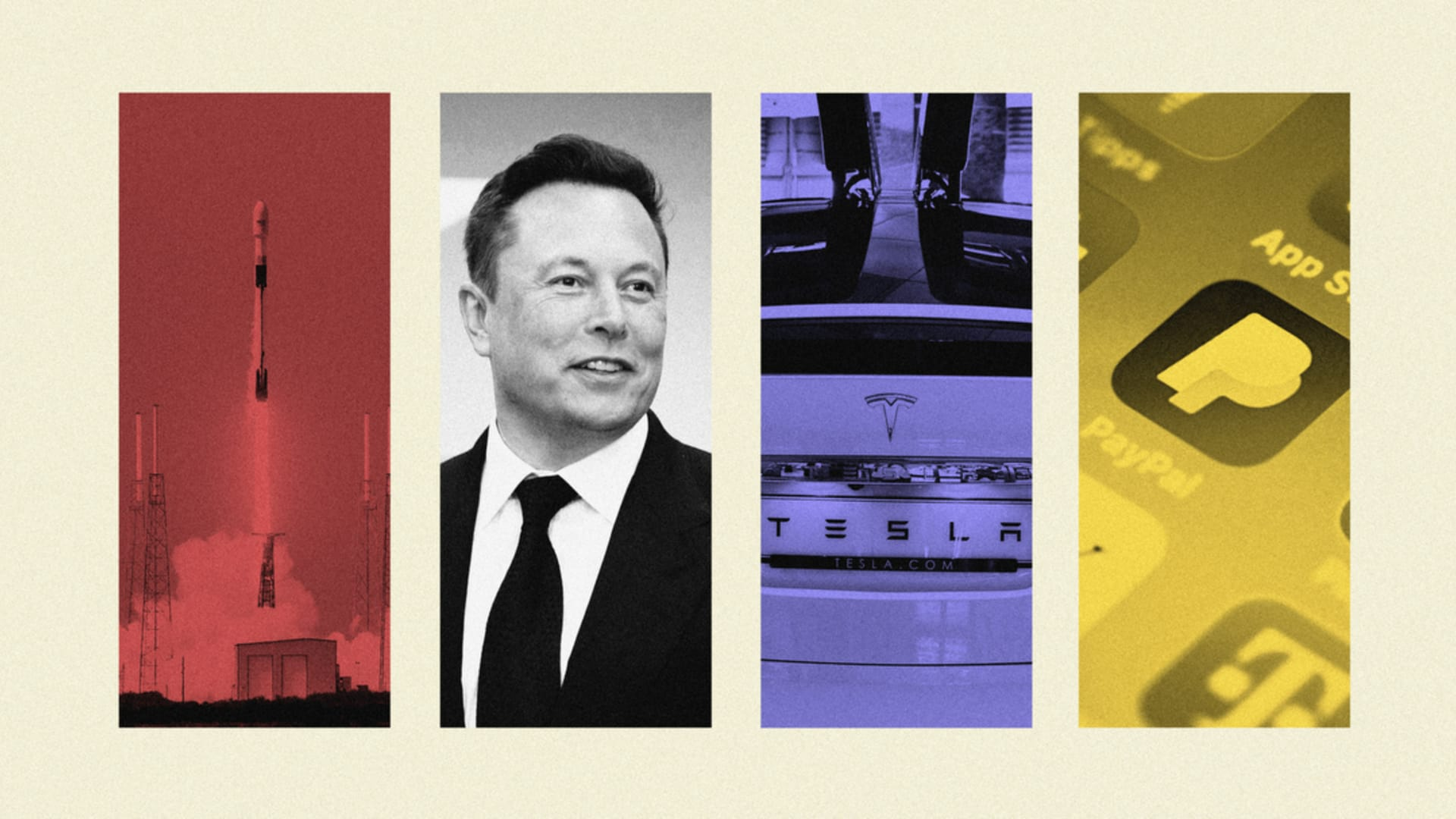 Elon Musk, co-founder and CEO of Tesla and founder and CEO of SpaceX.
