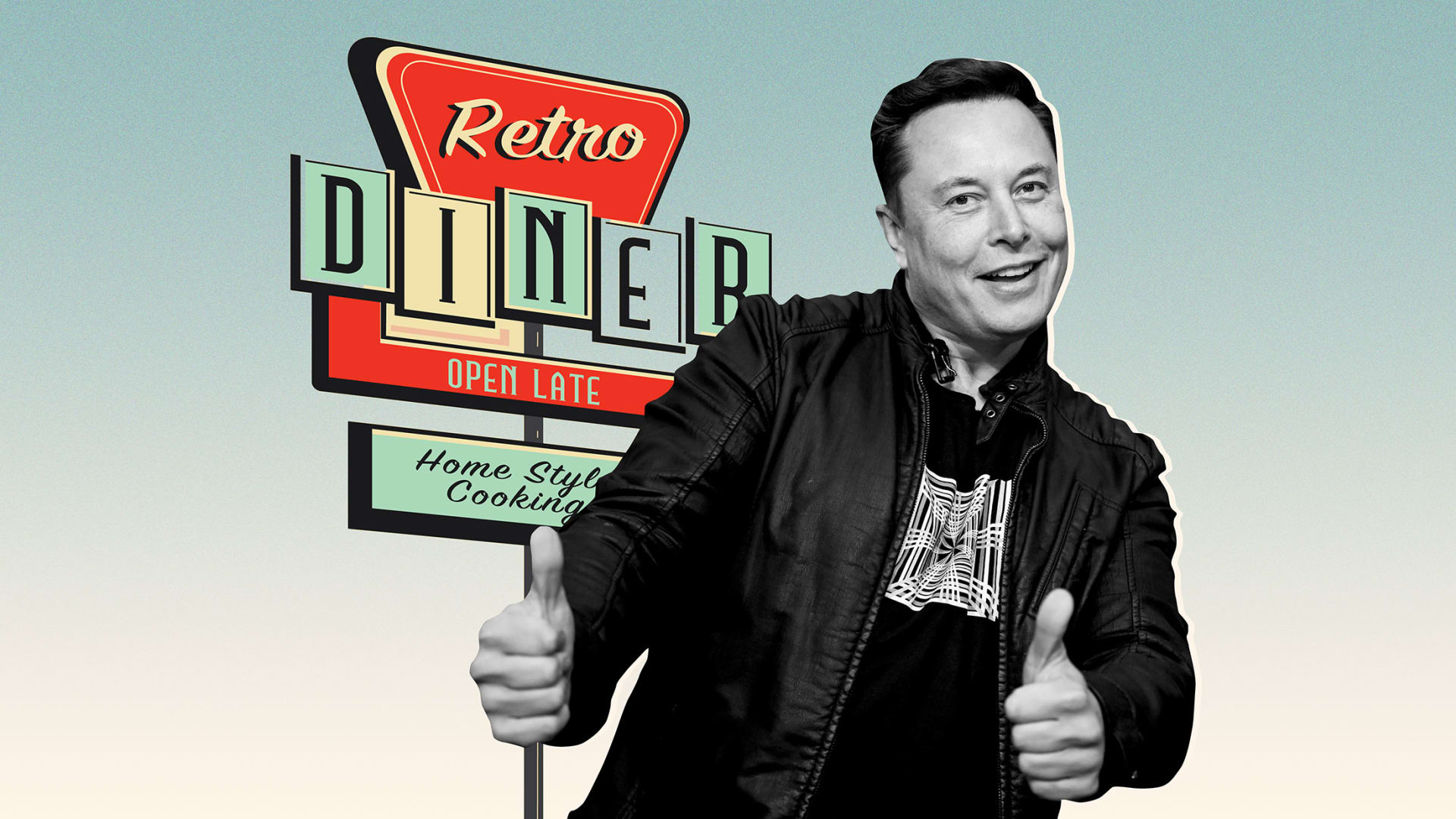 Elon Musk May Be Planning a Restaurant Chain. Here's Why That's Brilliant