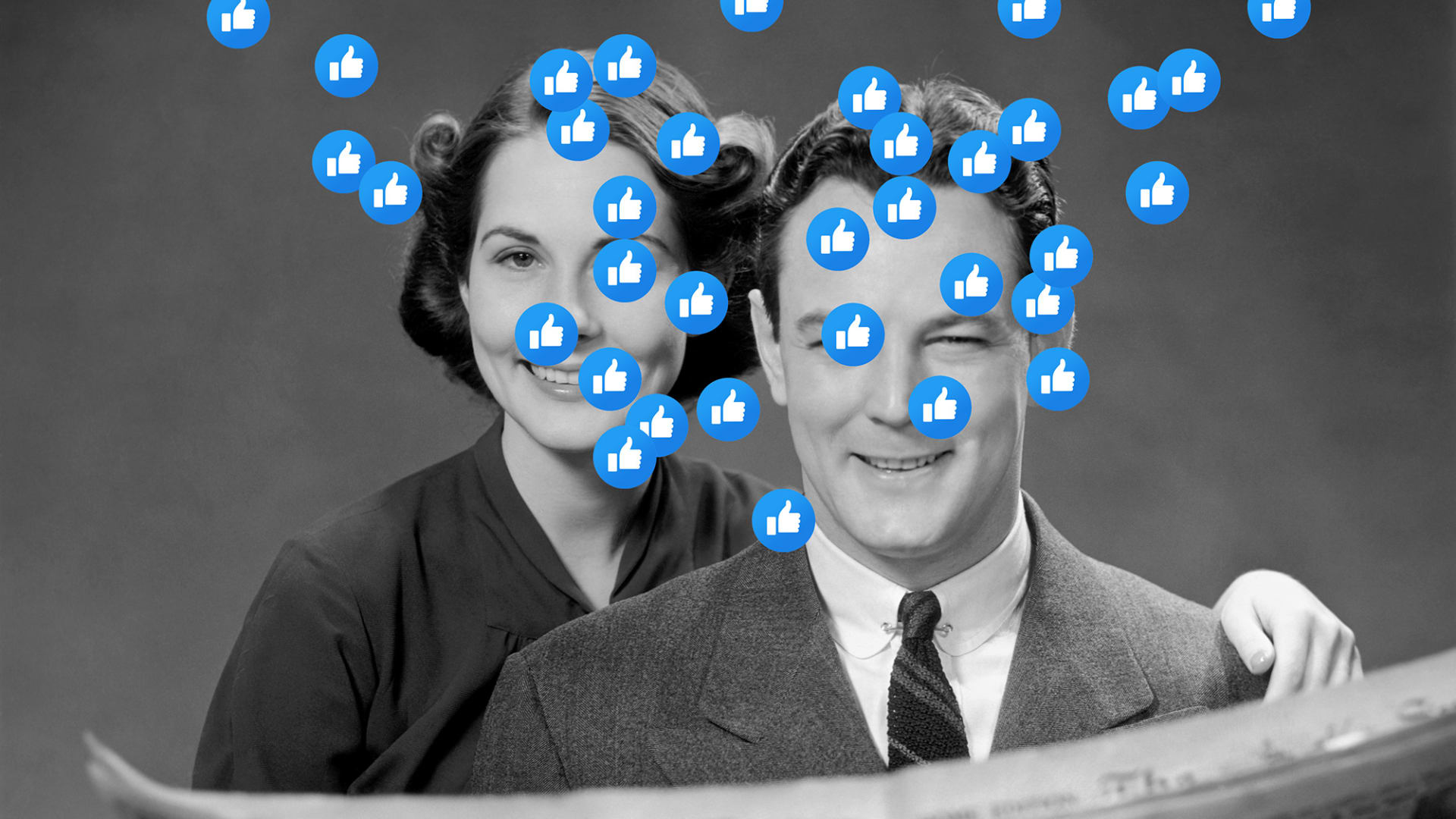 Research Reveals How Many Likes It Takes for Facebook to Know You Better Than Your Spouse