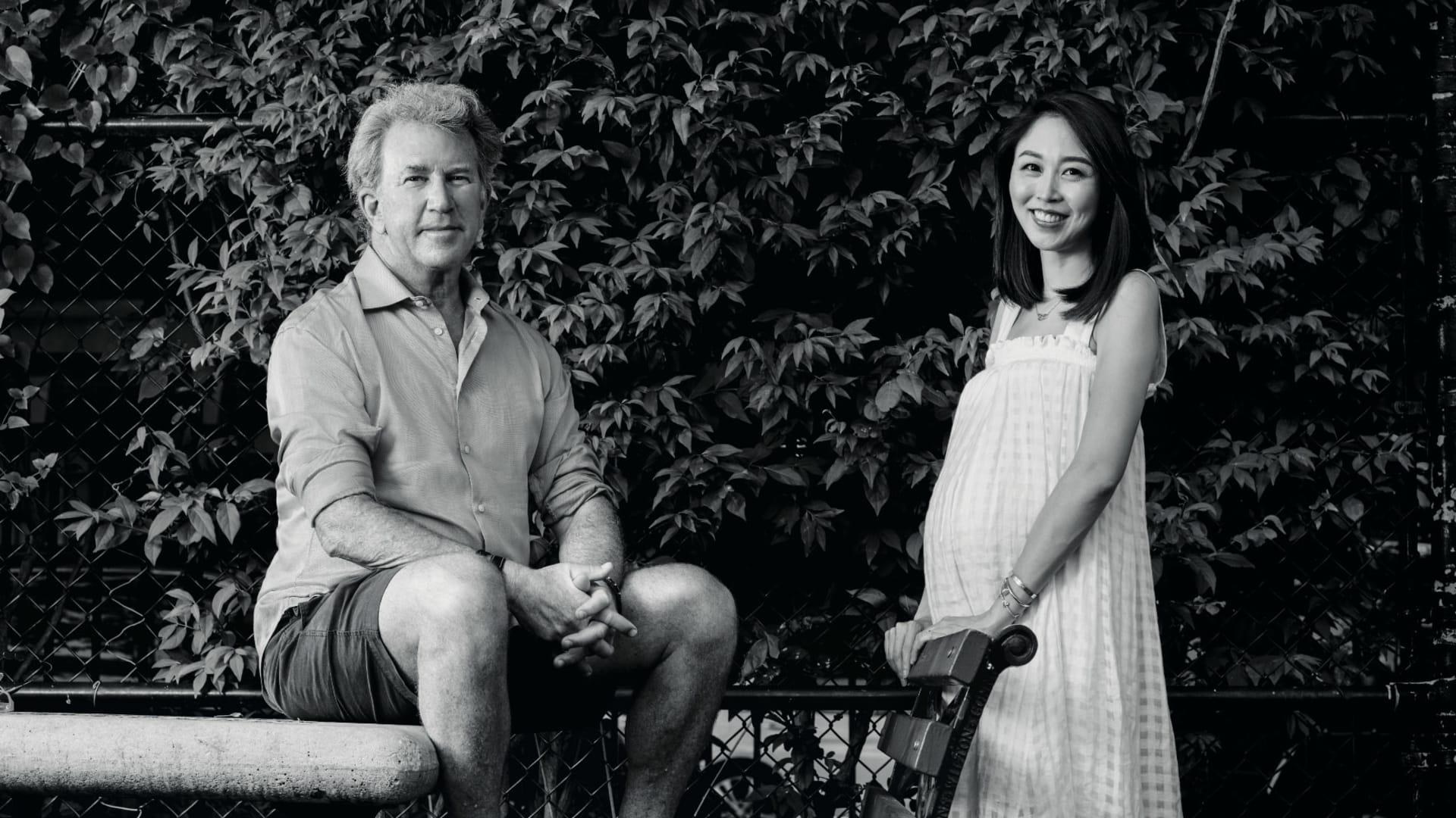 Jeffrey Hollender and Sarah Paiji Yoo