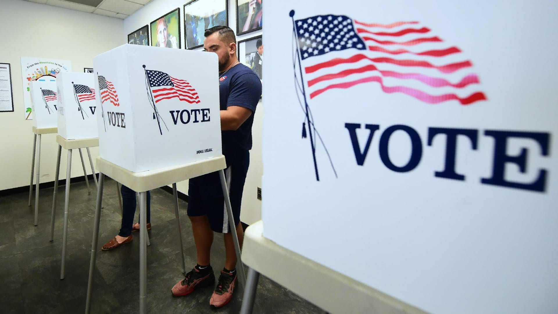 Hundreds of Companies Will Pay Employees to Volunteer as Election Workers