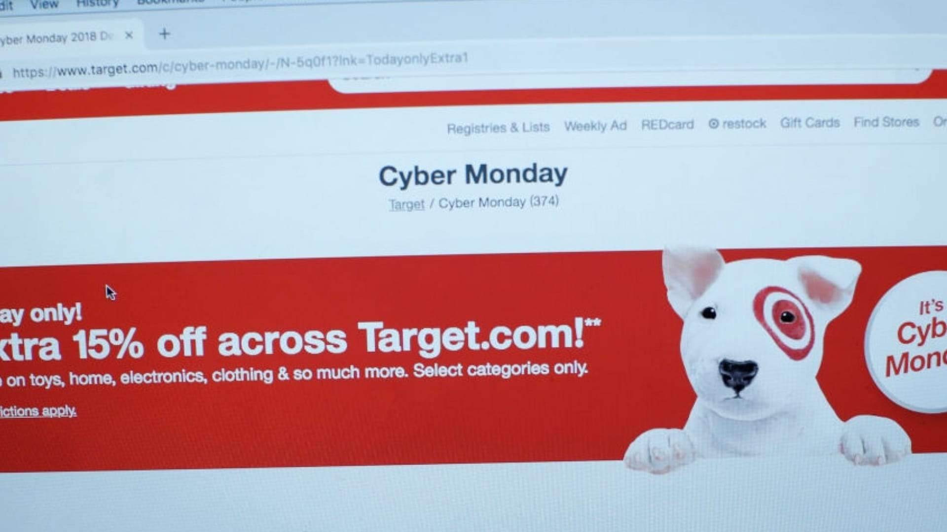 If You Shopped Online for Black Friday or Cyber Monday, the FBI Has a Warning for You
