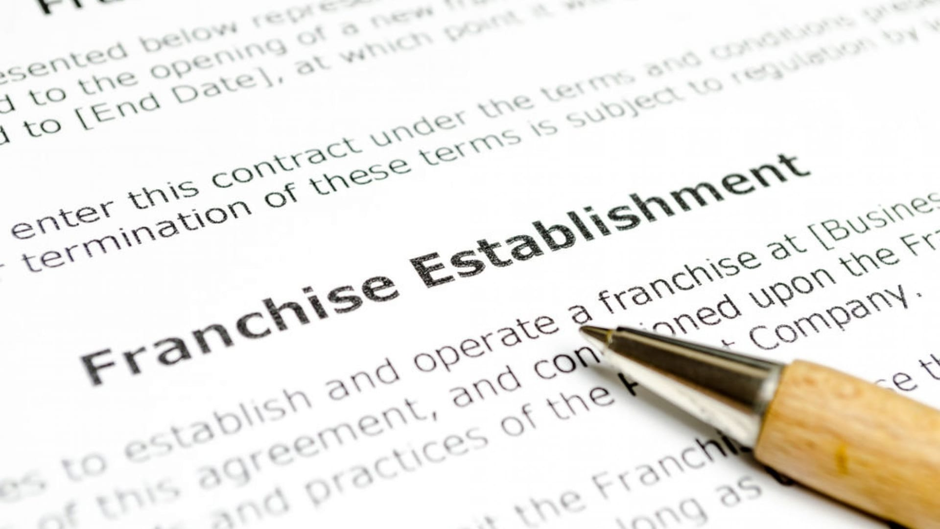 Harness the Power of Franchising to Become an Entrepreneur