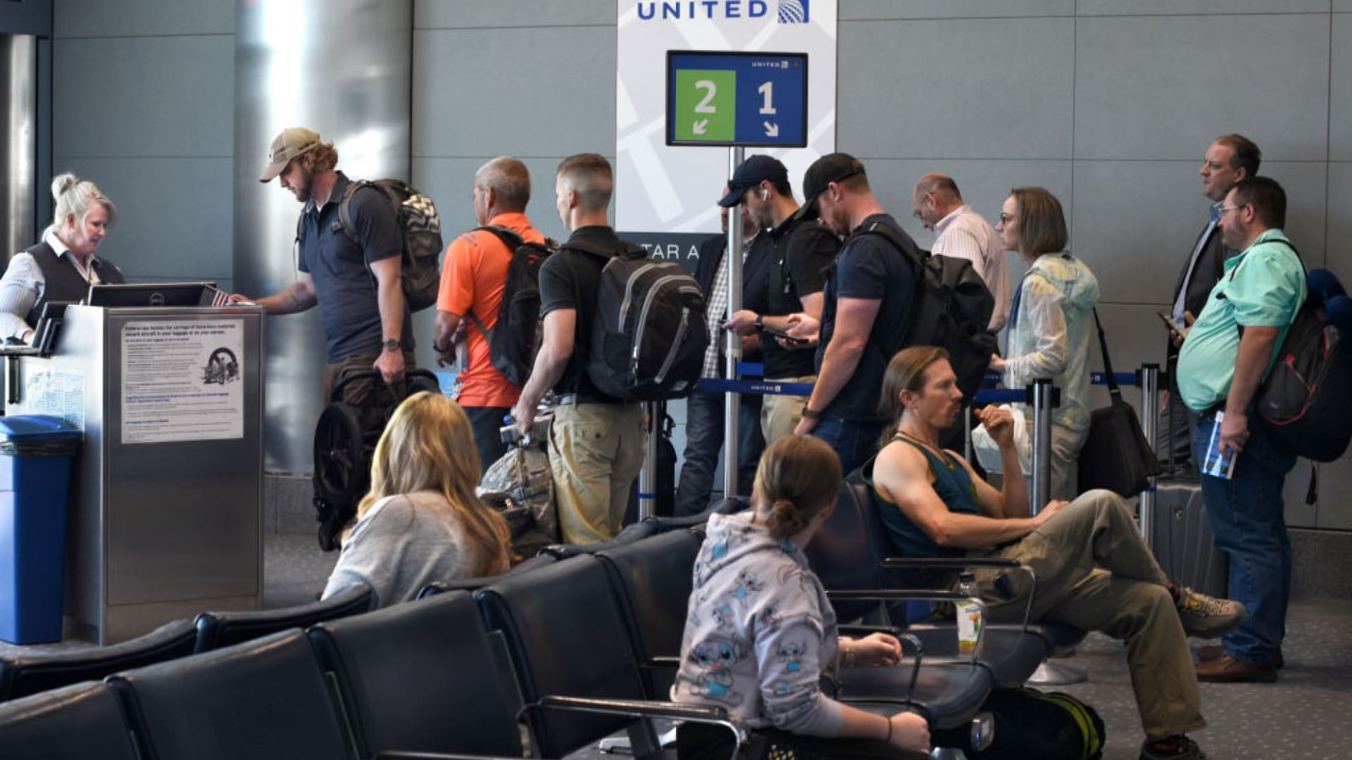 United and Delta Tried a Simple Change to Make Travel Safer. What They Got Wrong