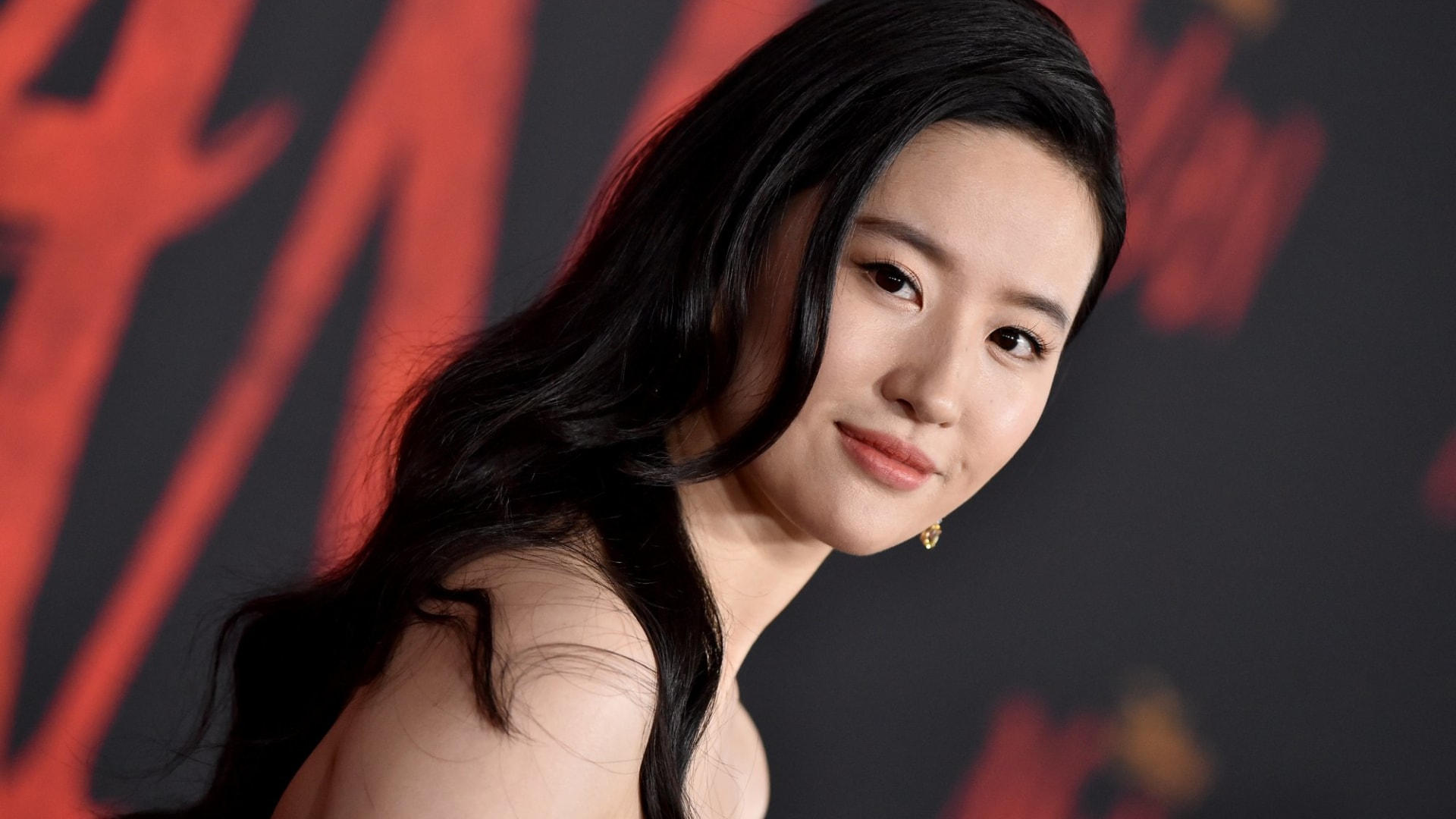 Liu Yifei, who is currently starring in 'Mulan.'