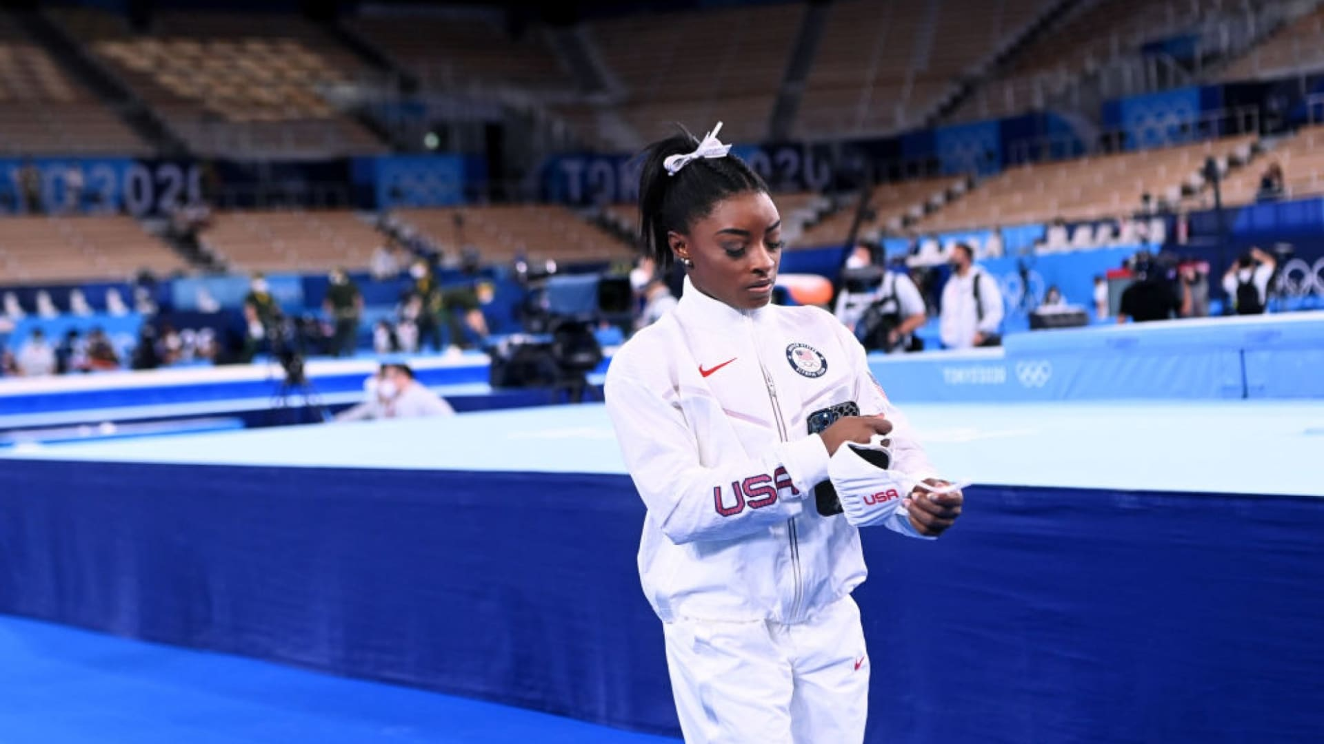 Simone Biles Revealed a Brutal Truth About Success and Failure