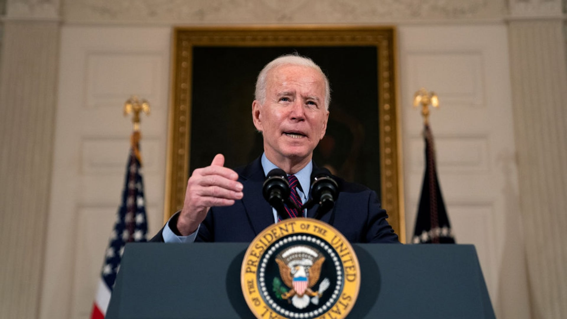 Biden's American Jobs Plan Is Only Half of the Equation