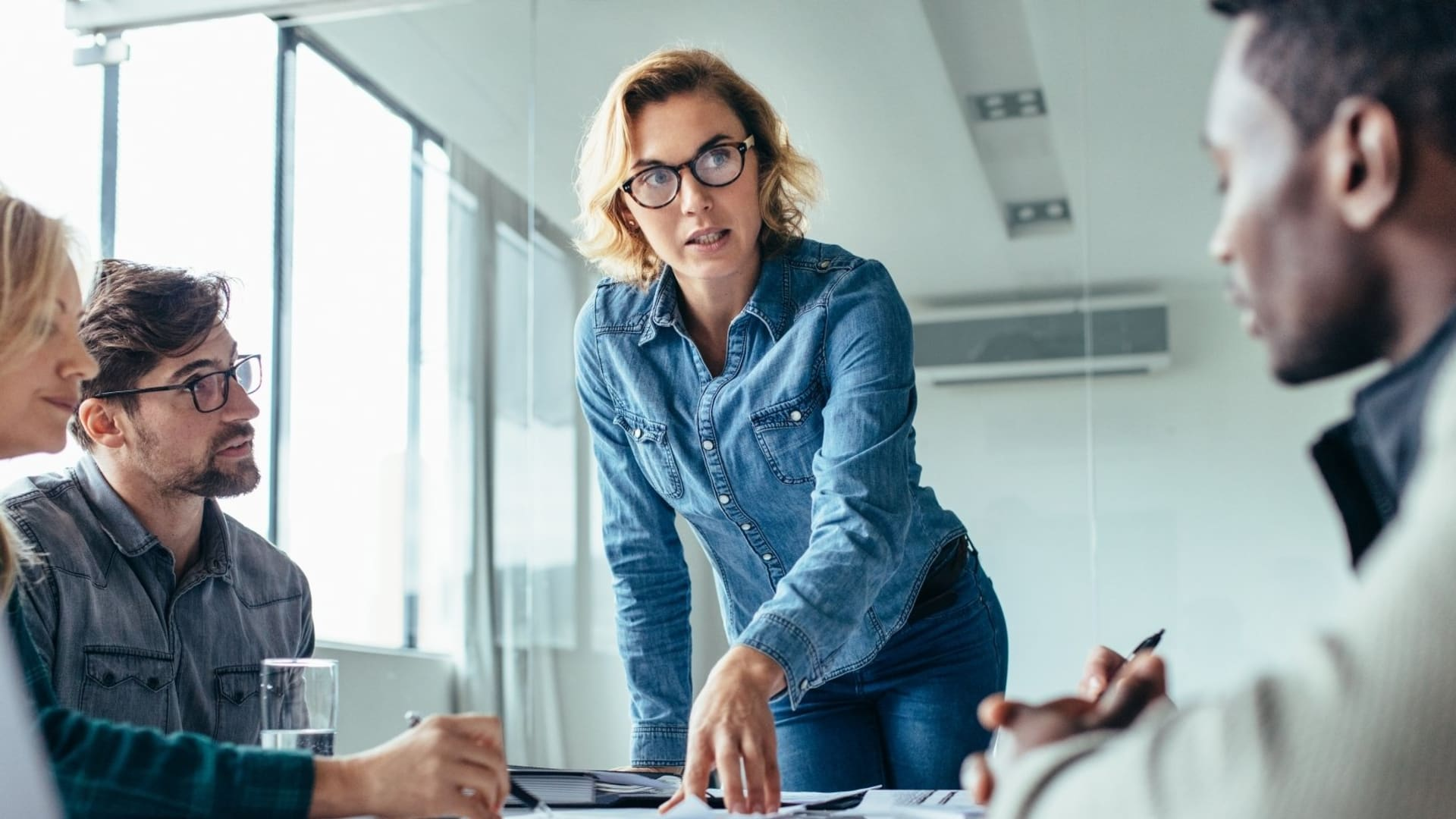 How Do Other People Experience You? These 4 Things Determine Your Leadership Profile