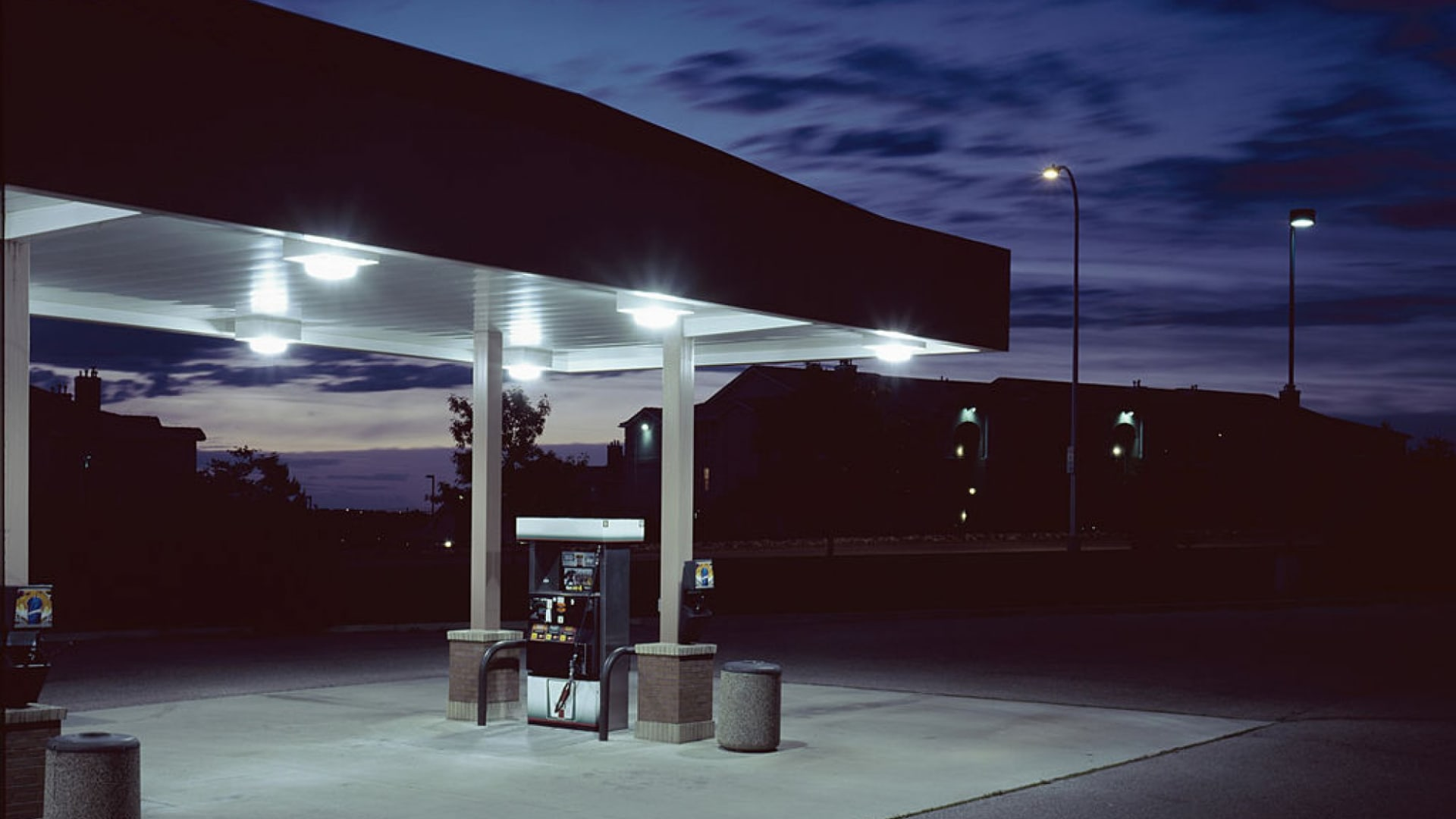 A World Without Gas Stations