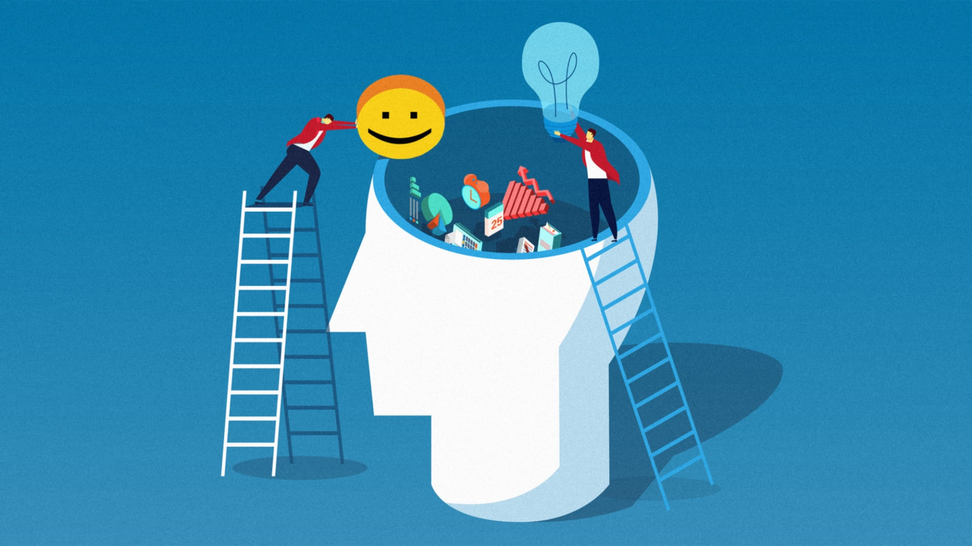 Optimism Makes Your Brain Work Better