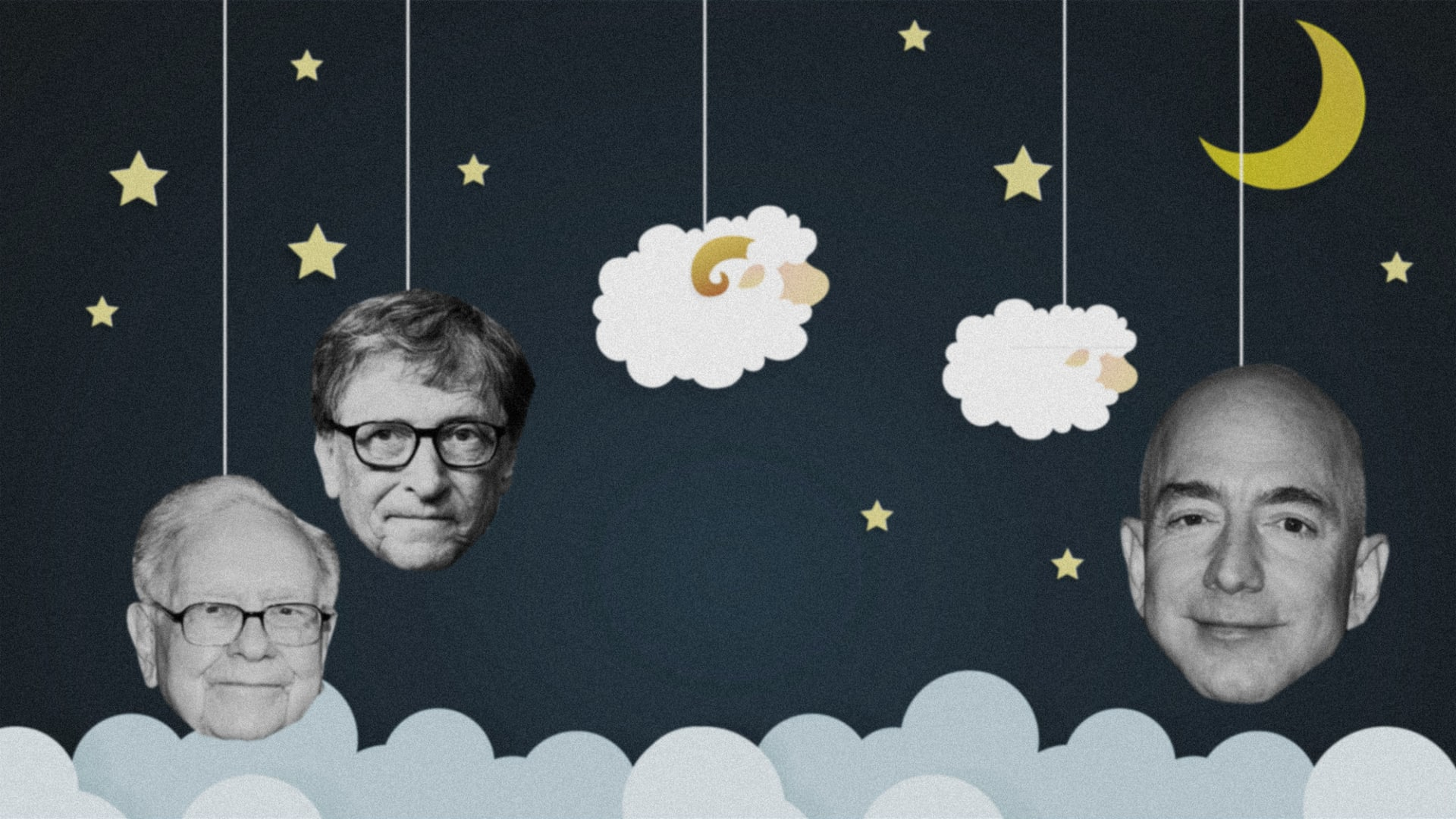A Good Night's Sleep Is Key to Success. Here's How Much Bill  Gates, Jeff Bezos, and Warren Buffet Get Each Night