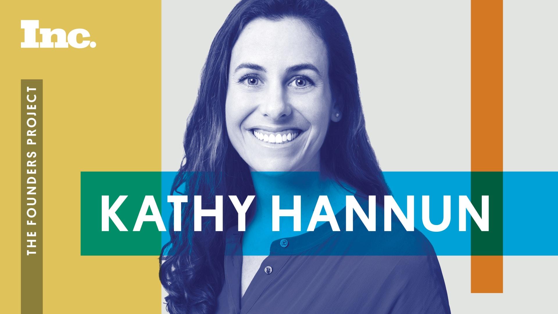 Kathy Hannun.