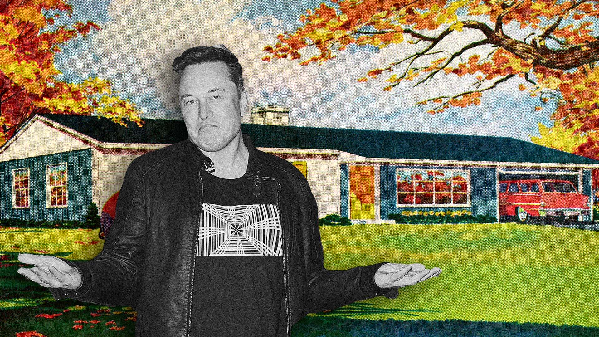 2 Words Explain the Real Reason Elon Musk Lives in a $50,000 Tiny Home