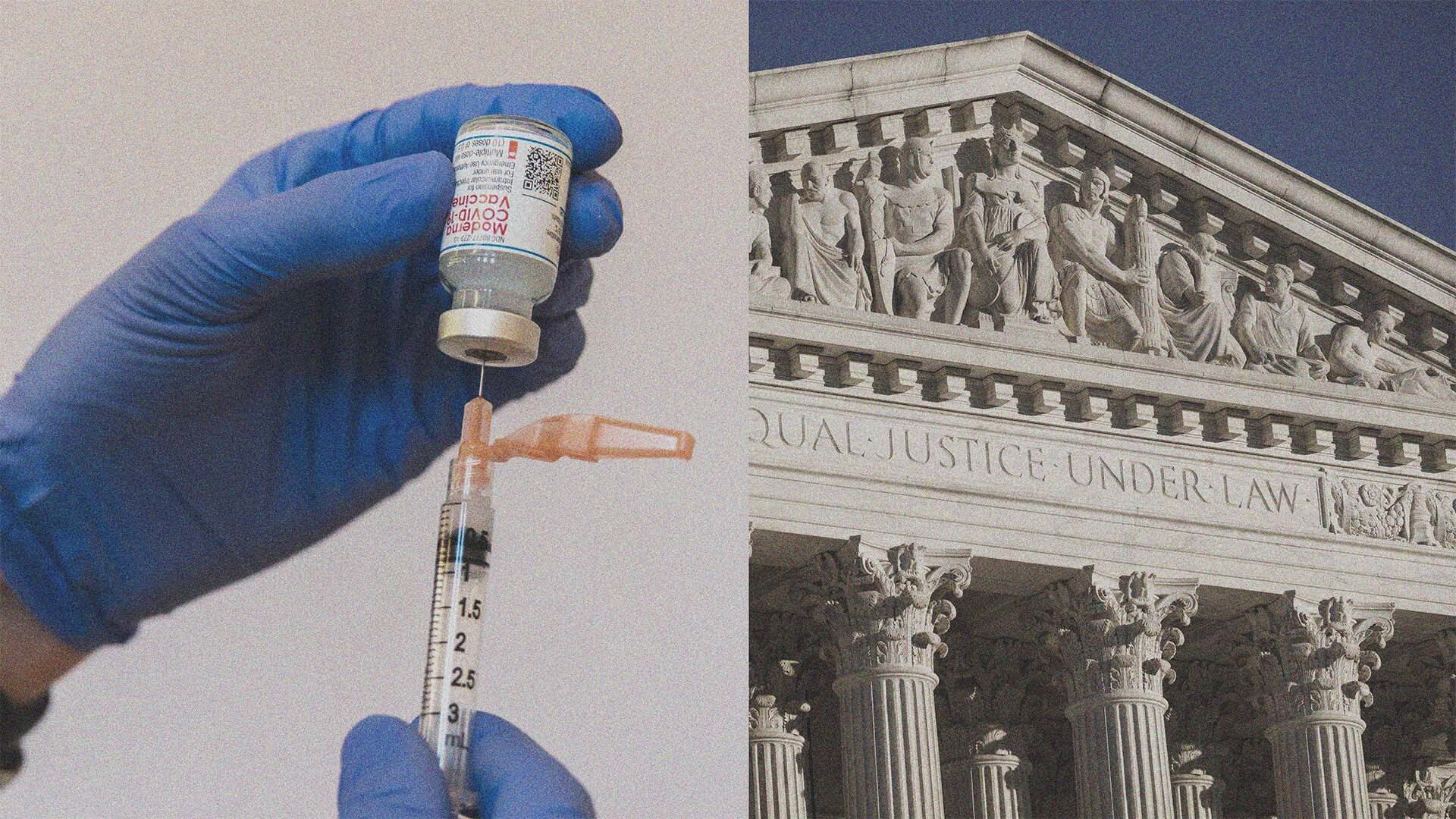 Employees of United Airlines Are Suing Over Mandatory Vaccines. Is Your Business Next?