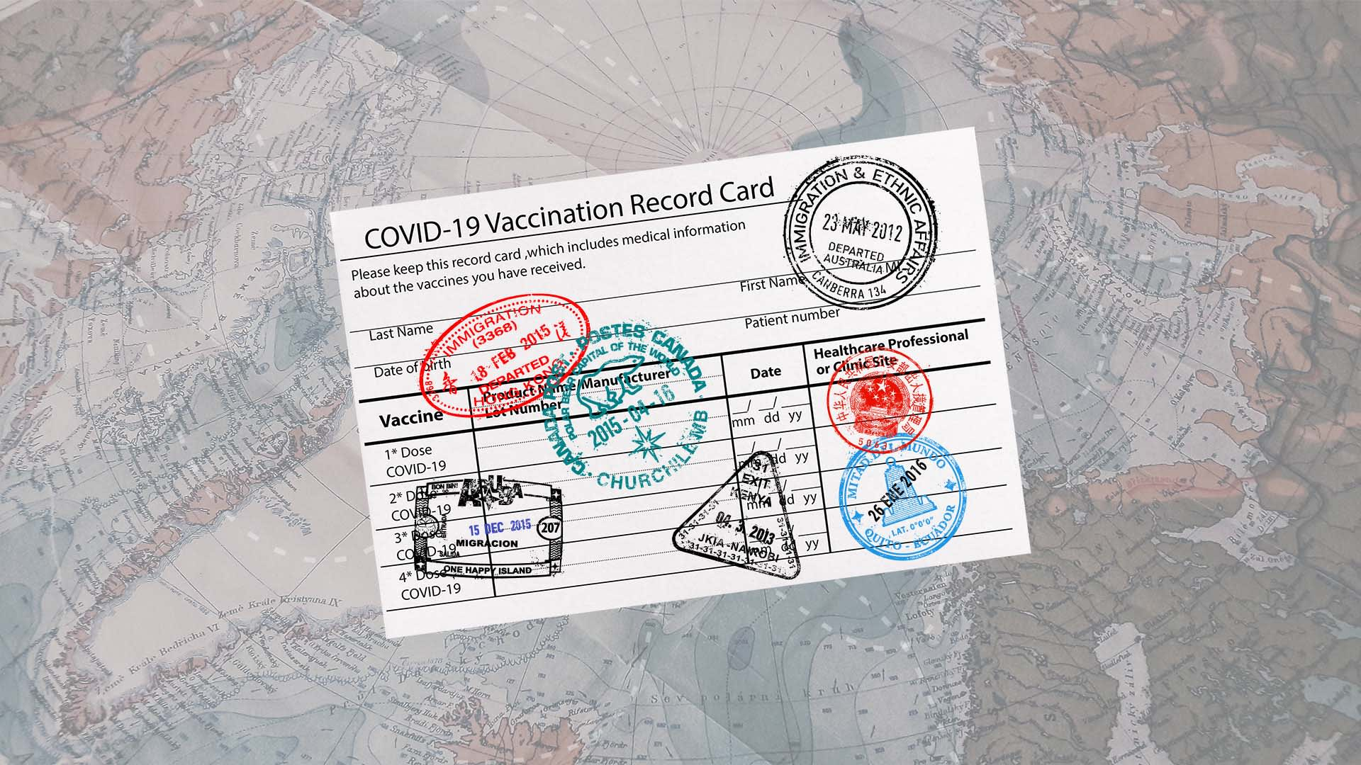 Tips for Easily Proving Your Vaccine Status While Traveling
