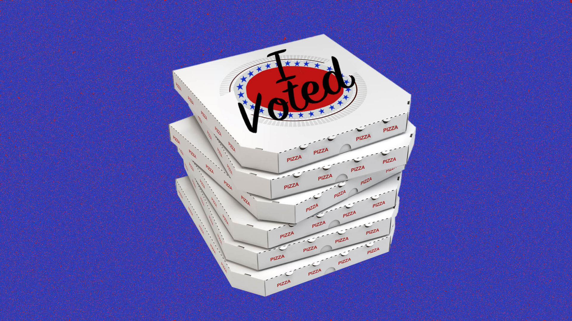 These Companies Want to Feed You While You Vote