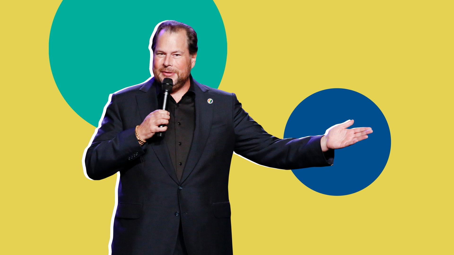 The Essential Communication Skills Marc Benioff Used to Build Salesforce