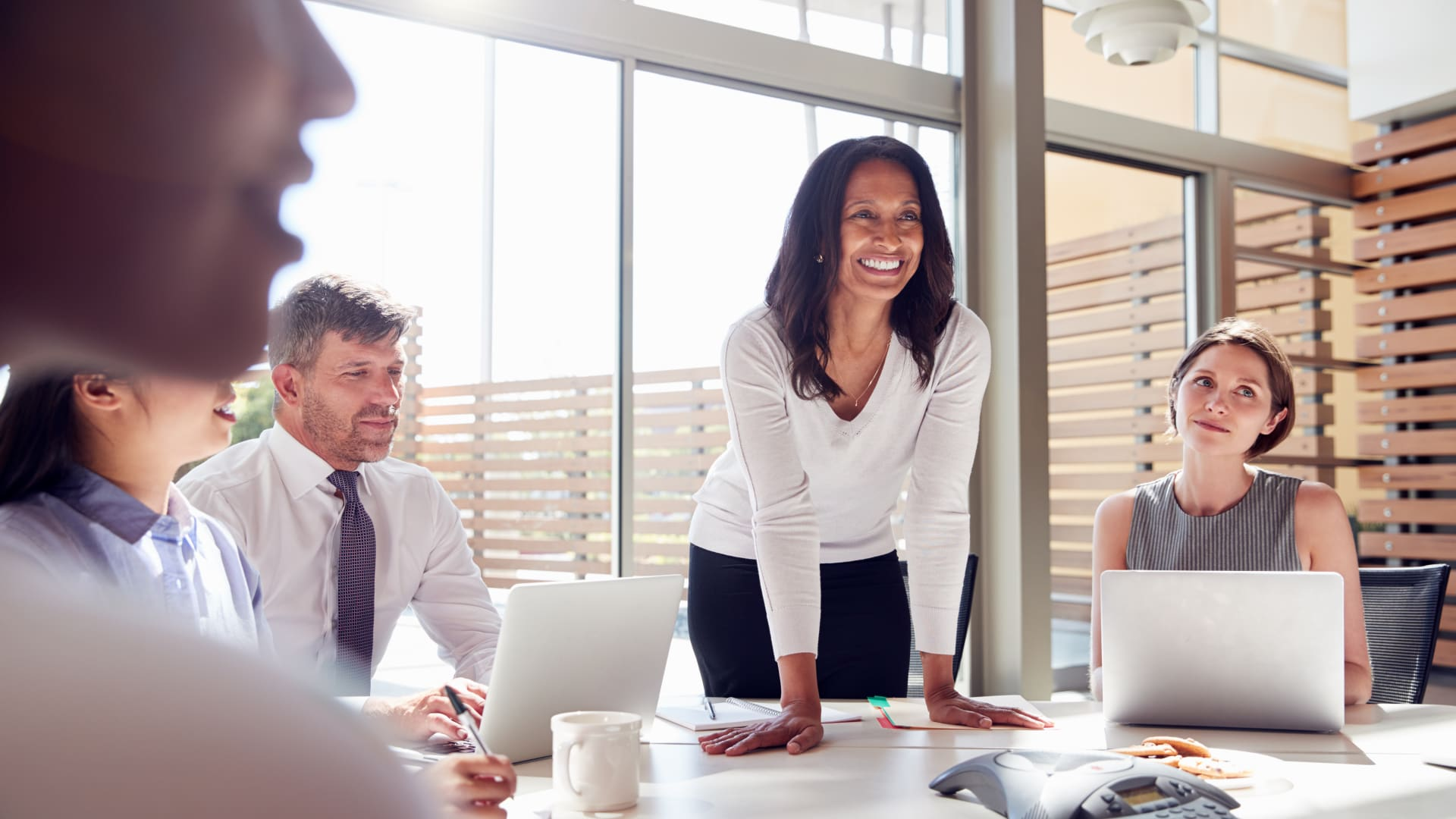 The Resilient Leader: The Critical Attribute That Helps Women in Leadership Rise