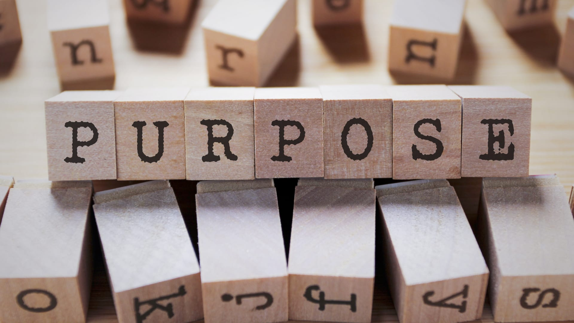 How to make your organization's purpose its driving force